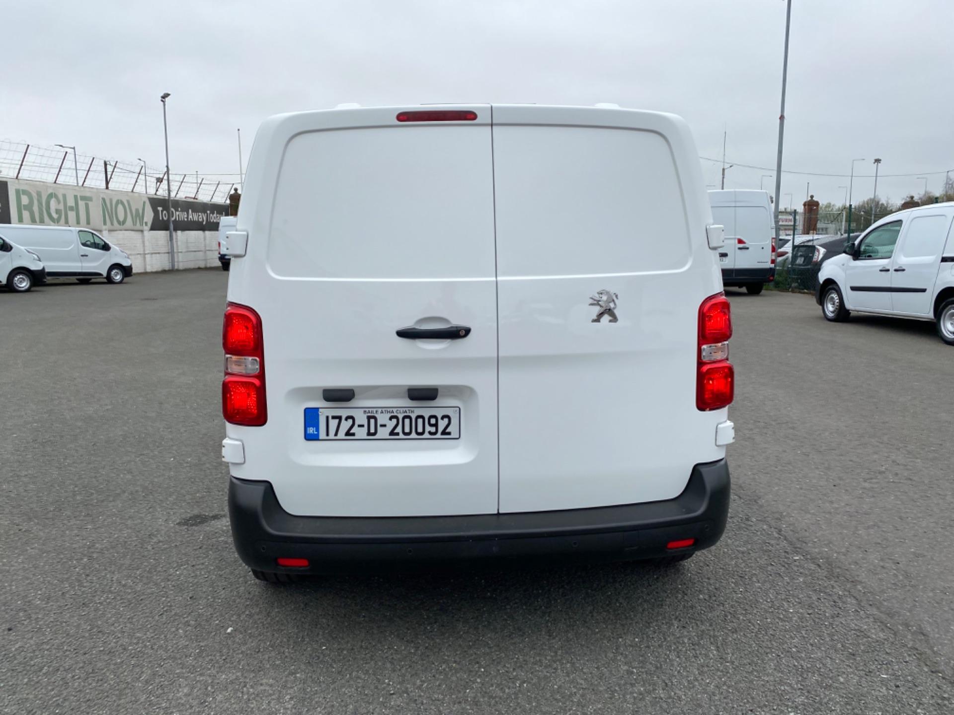 2017 Peugeot Expert Professional STD 1.6 Blue HDI (172D20092) Image 6