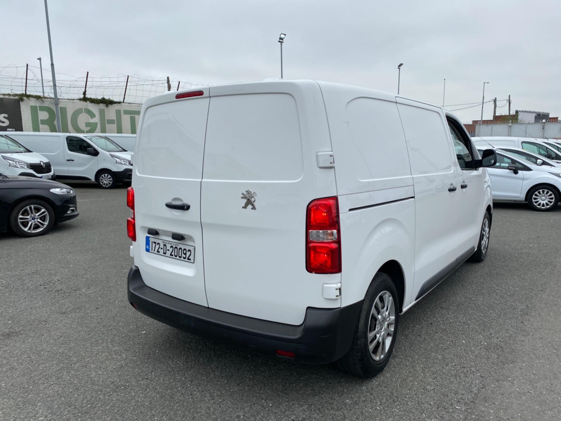 2017 Peugeot Expert Professional STD 1.6 Blue HDI (172D20092) Image 7