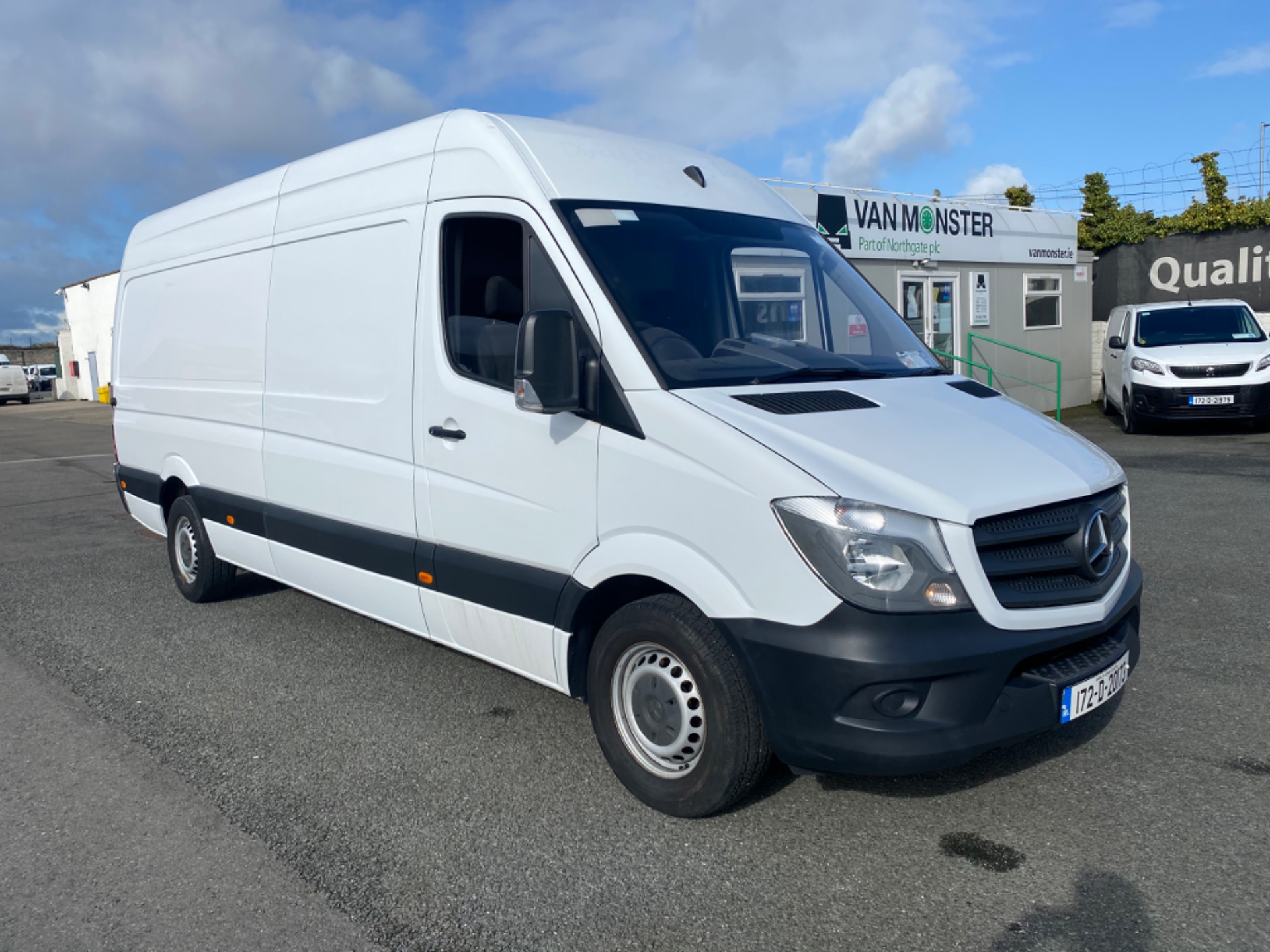 2017 Mercedes-Benz Sprinter 314/43 EU6 6DR (172D20173) Thumbnail 2