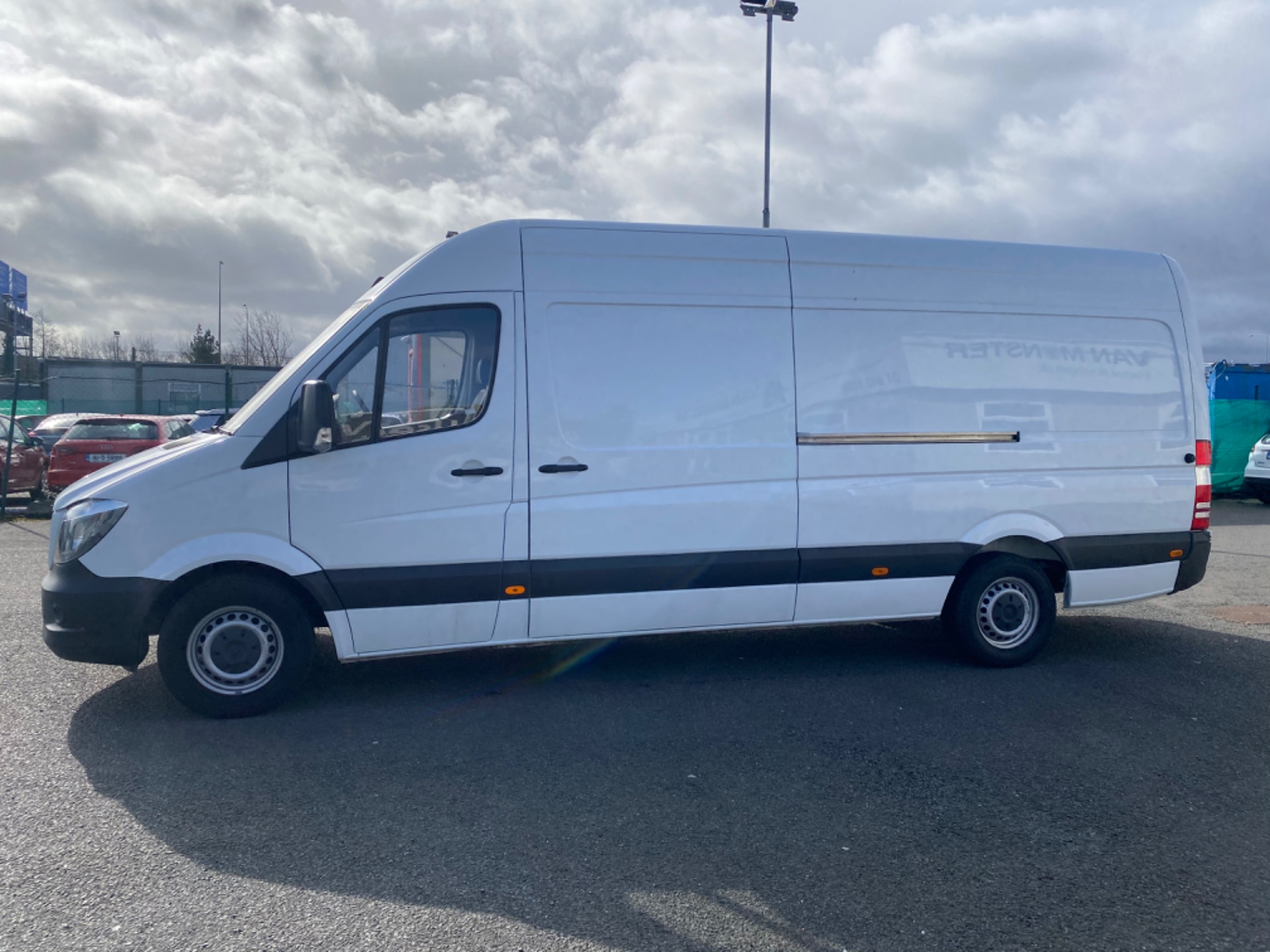 2017 Mercedes-Benz Sprinter 314/43 EU6 6DR (172D20173) Thumbnail 3