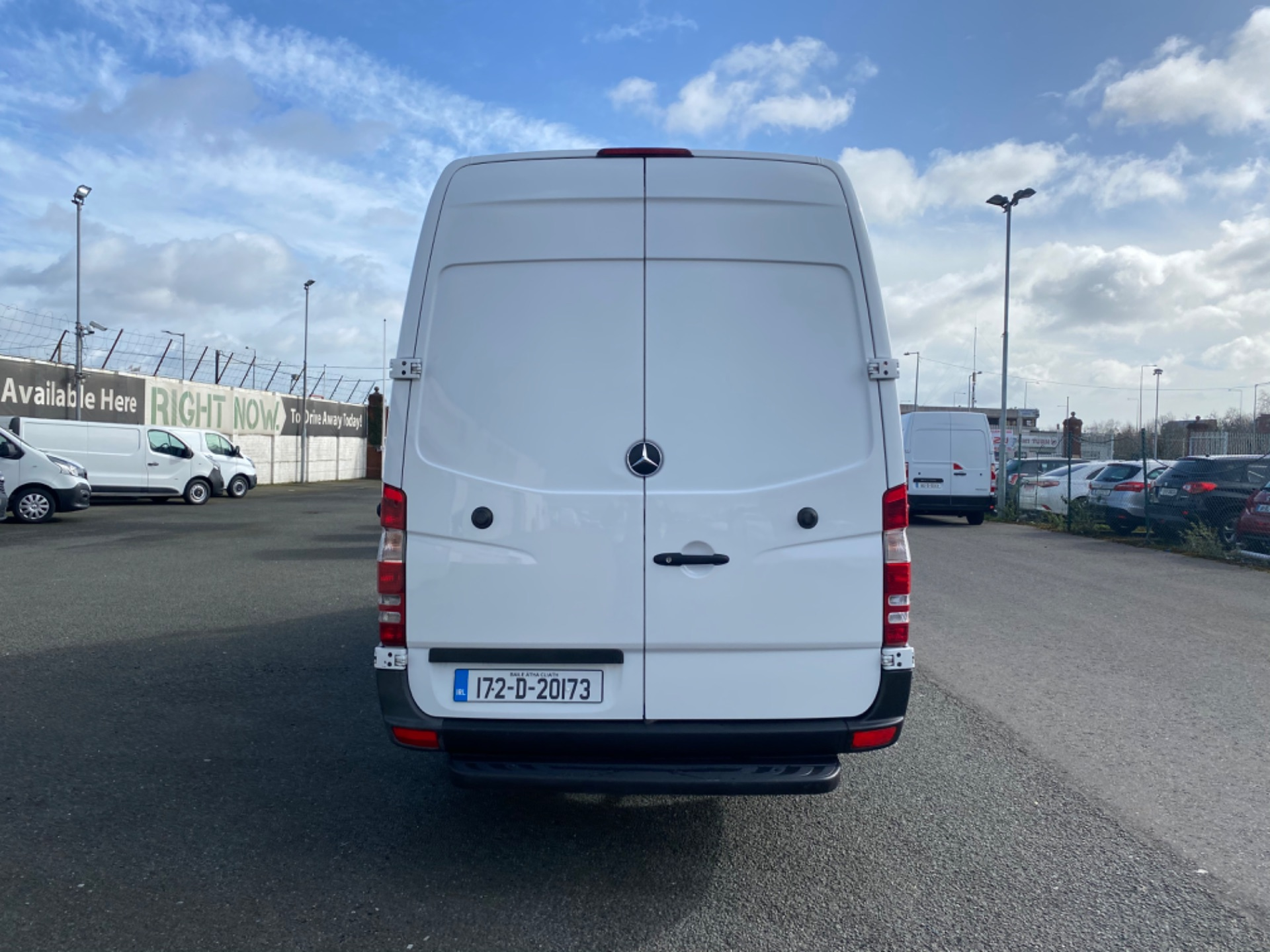 2017 Mercedes-Benz Sprinter 314/43 EU6 6DR (172D20173) Thumbnail 6