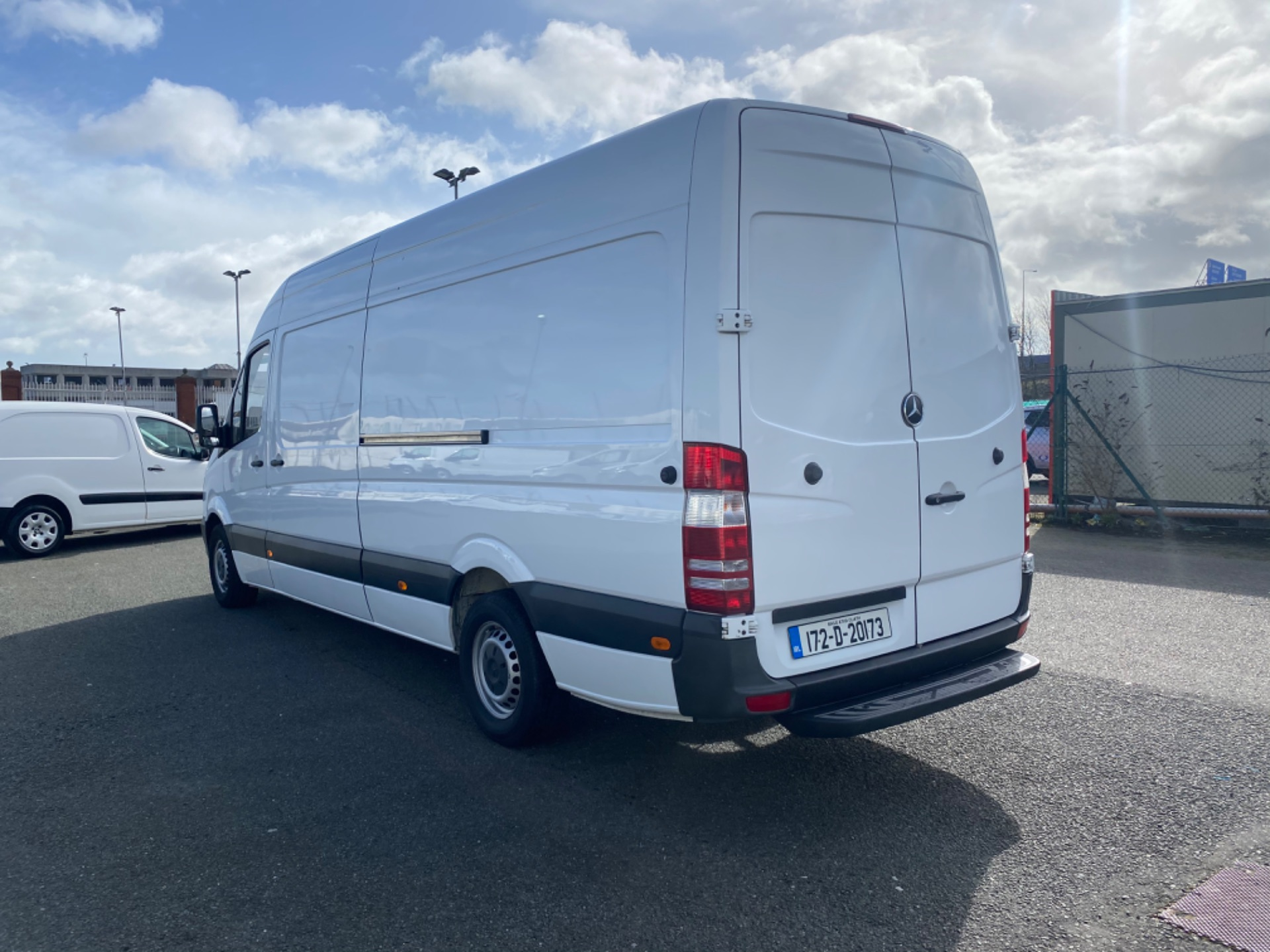 2017 Mercedes-Benz Sprinter 314/43 EU6 6DR (172D20173) Thumbnail 5