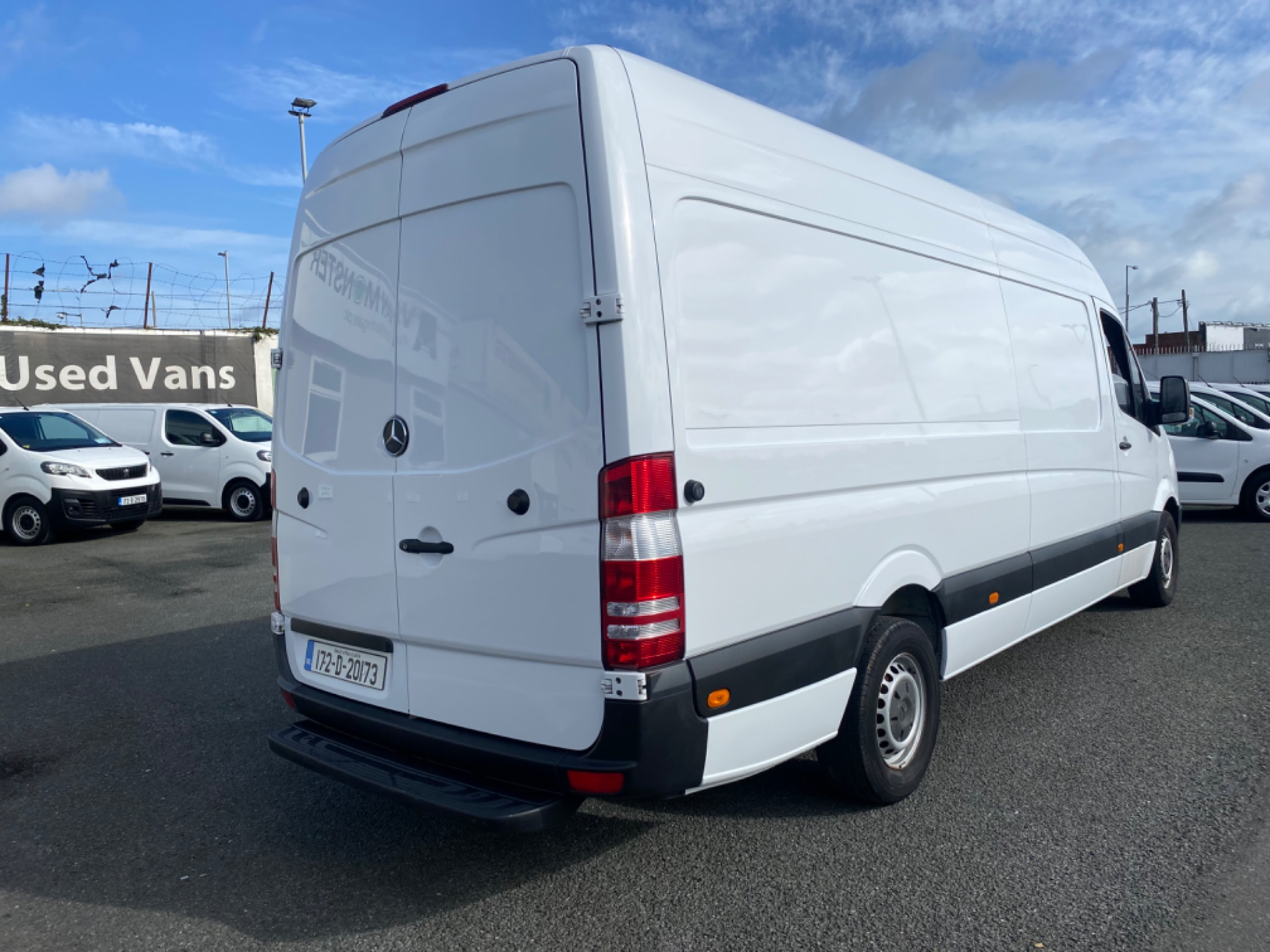 2017 Mercedes-Benz Sprinter 314/43 EU6 6DR (172D20173) Thumbnail 7