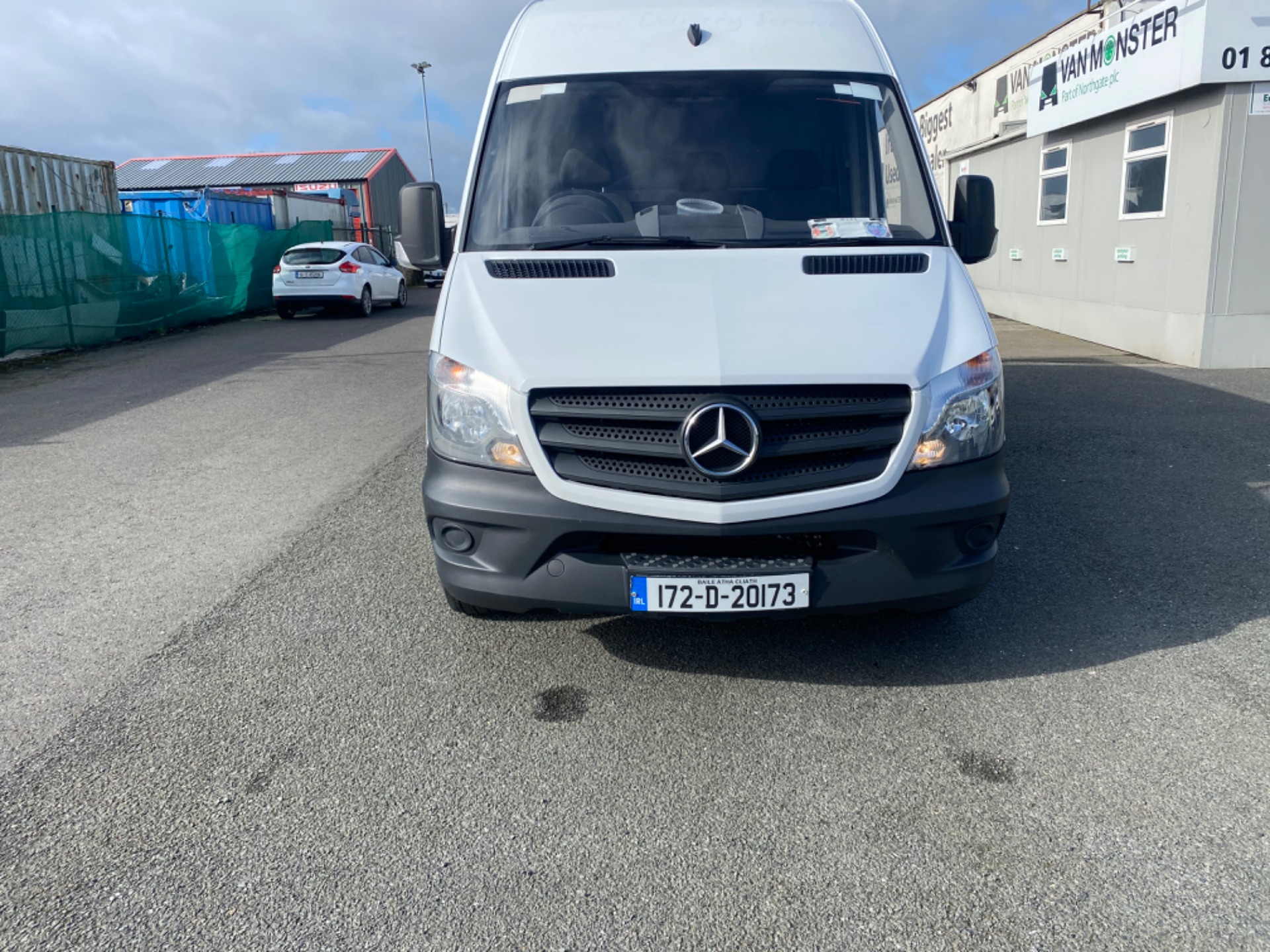 2017 Mercedes-Benz Sprinter 314/43 EU6 6DR (172D20173) Thumbnail 1