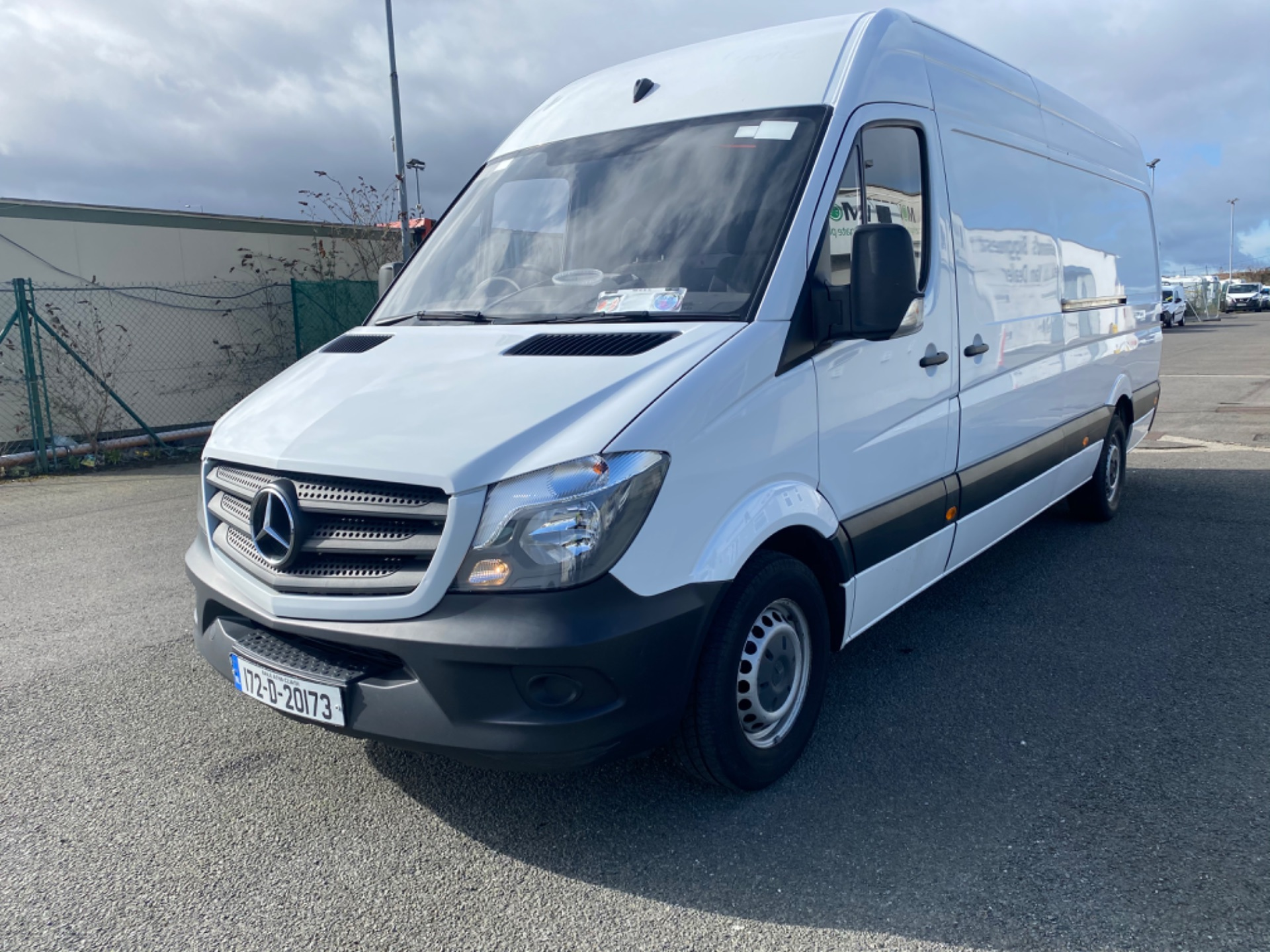 2017 Mercedes-Benz Sprinter 314/43 EU6 6DR (172D20173) Thumbnail 4