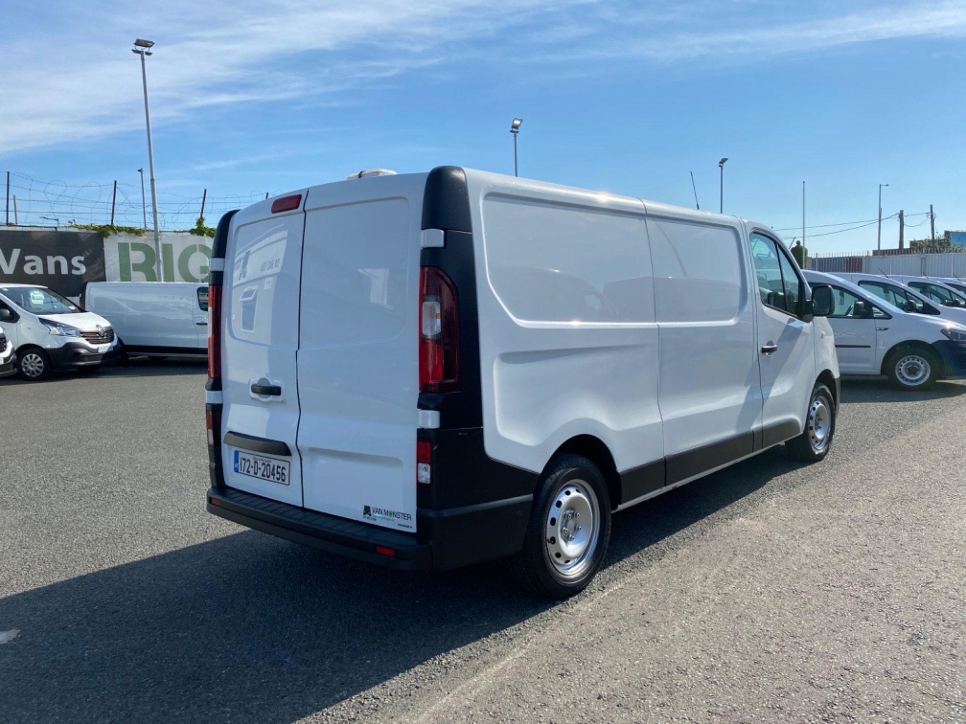 2017 Renault Trafic LL29 DCI 120 Business 3DR (172D20456) Image 7