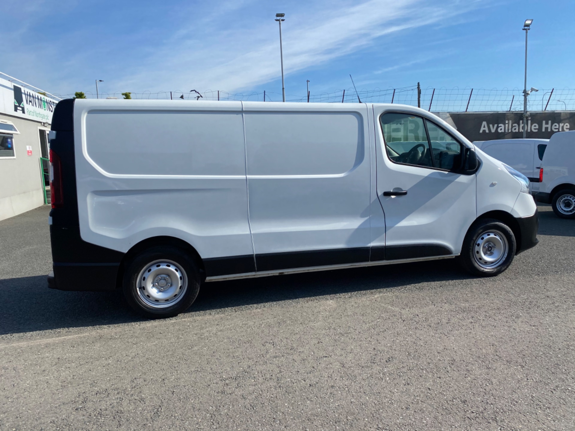 2017 Renault Trafic LL29 DCI 120 Business 3DR (172D20456) Image 8