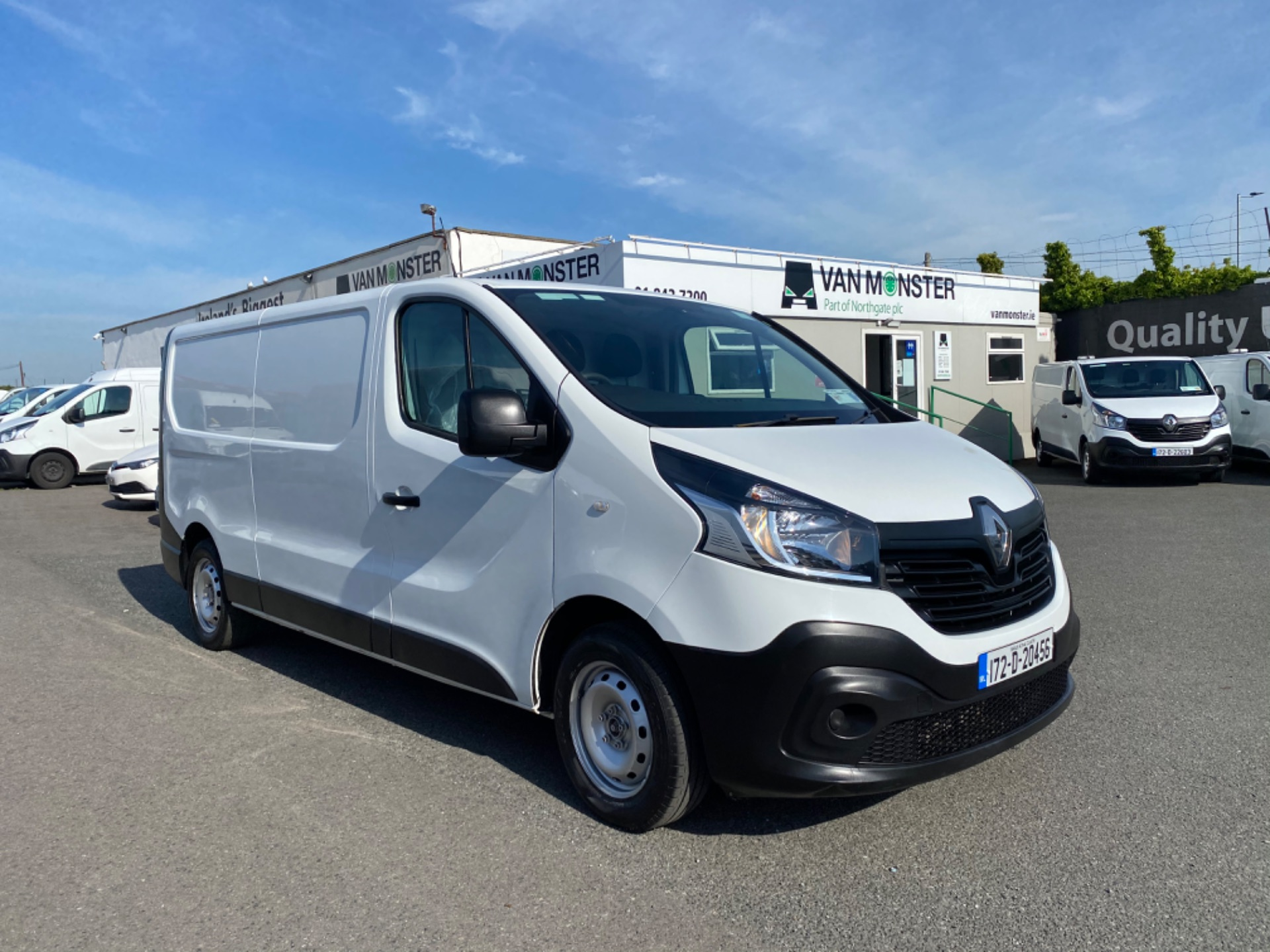 2017 Renault Trafic LL29 DCI 120 Business 3DR (172D20456) Image 1