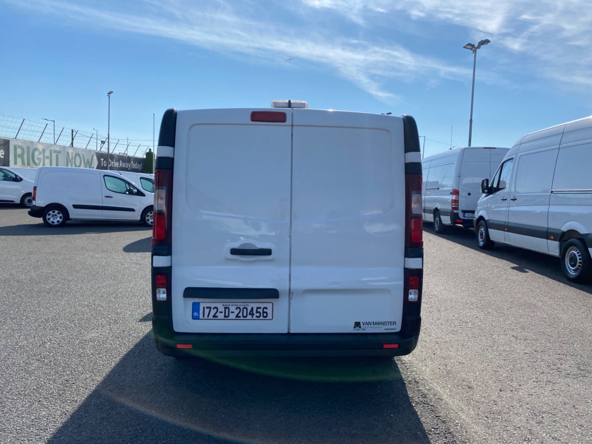 2017 Renault Trafic LL29 DCI 120 Business 3DR (172D20456) Image 6