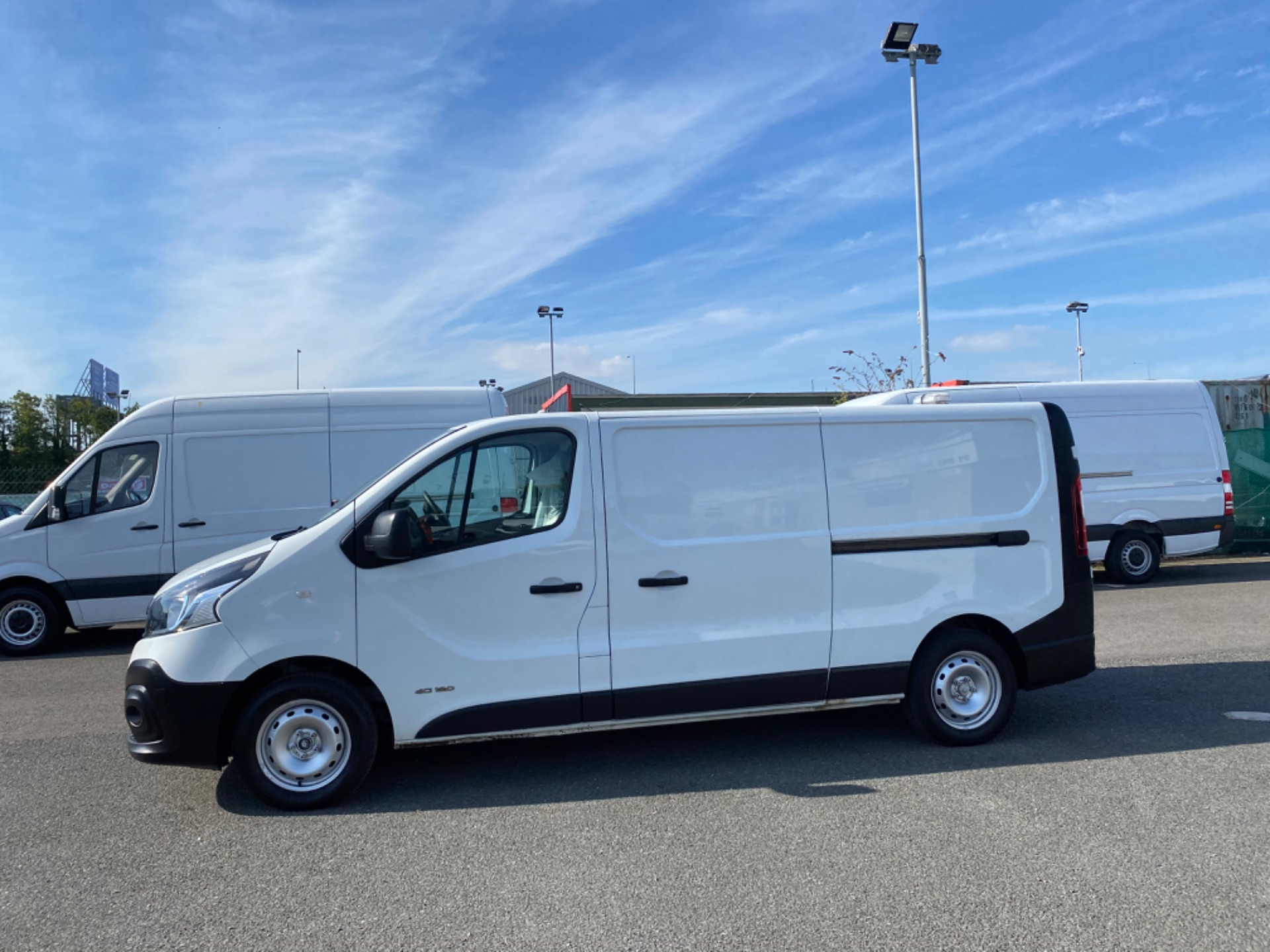 2017 Renault Trafic LL29 DCI 120 Business 3DR (172D20456) Image 4