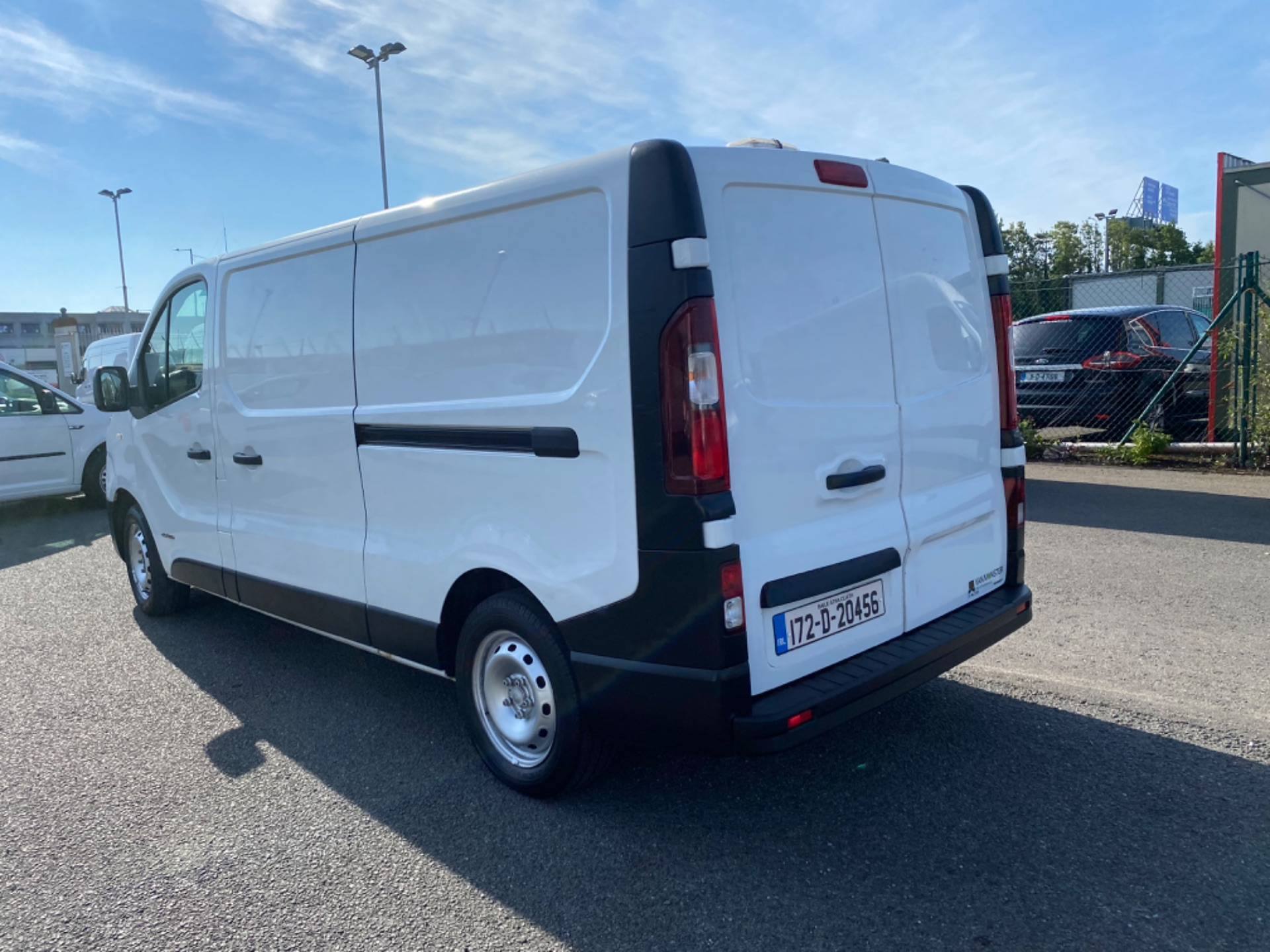 2017 Renault Trafic LL29 DCI 120 Business 3DR (172D20456) Image 5