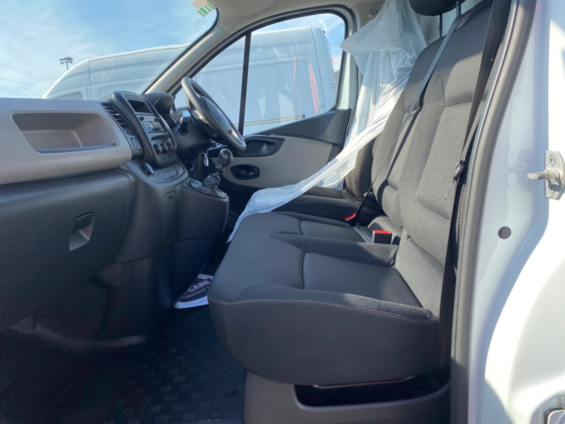 2017 Renault Trafic LL29 DCI 120 Business 3DR (172D20456) Image 10