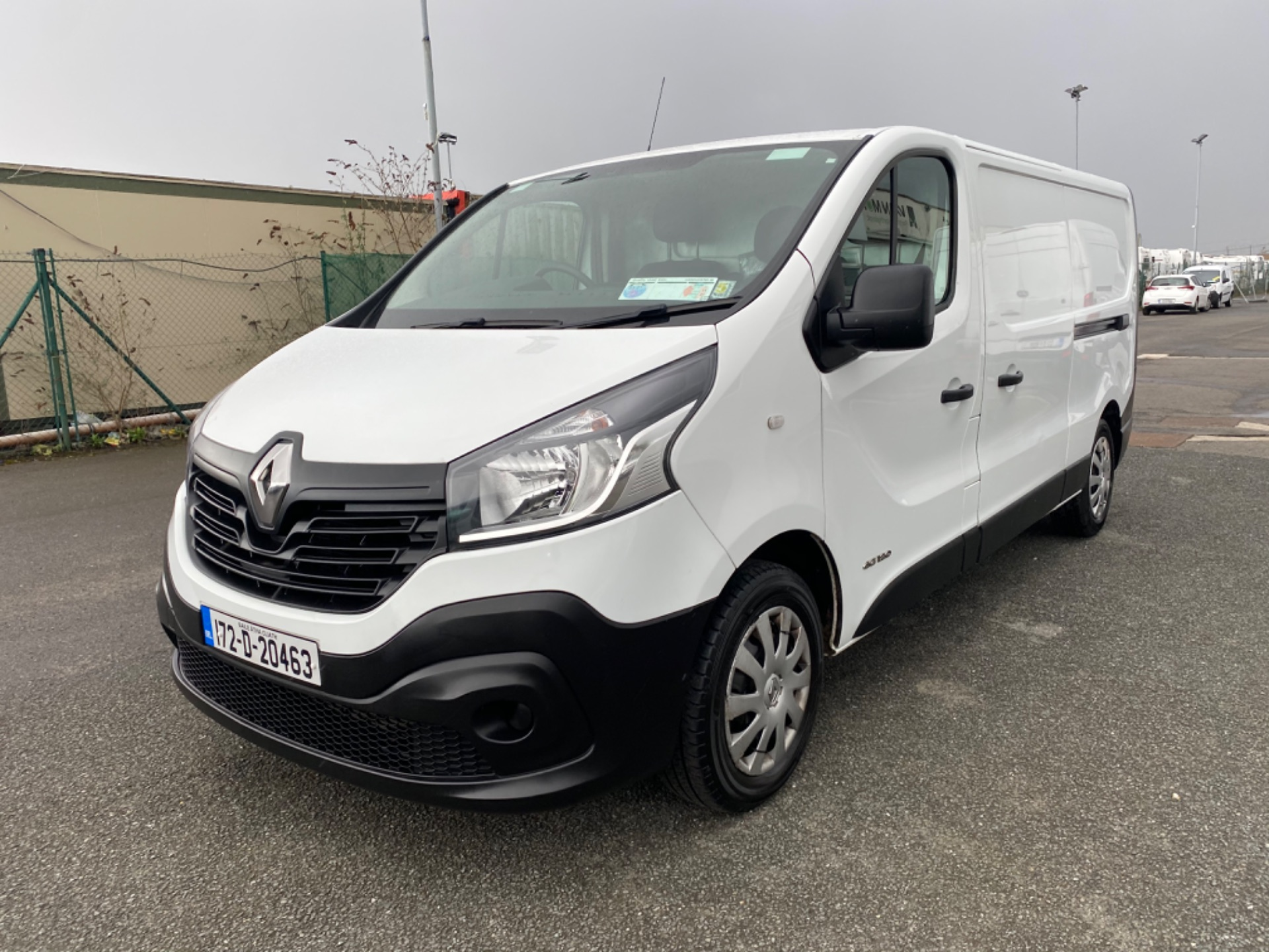 2017 Renault Trafic LL29 DCI 120 Business 3DR (172D20463) Image 3