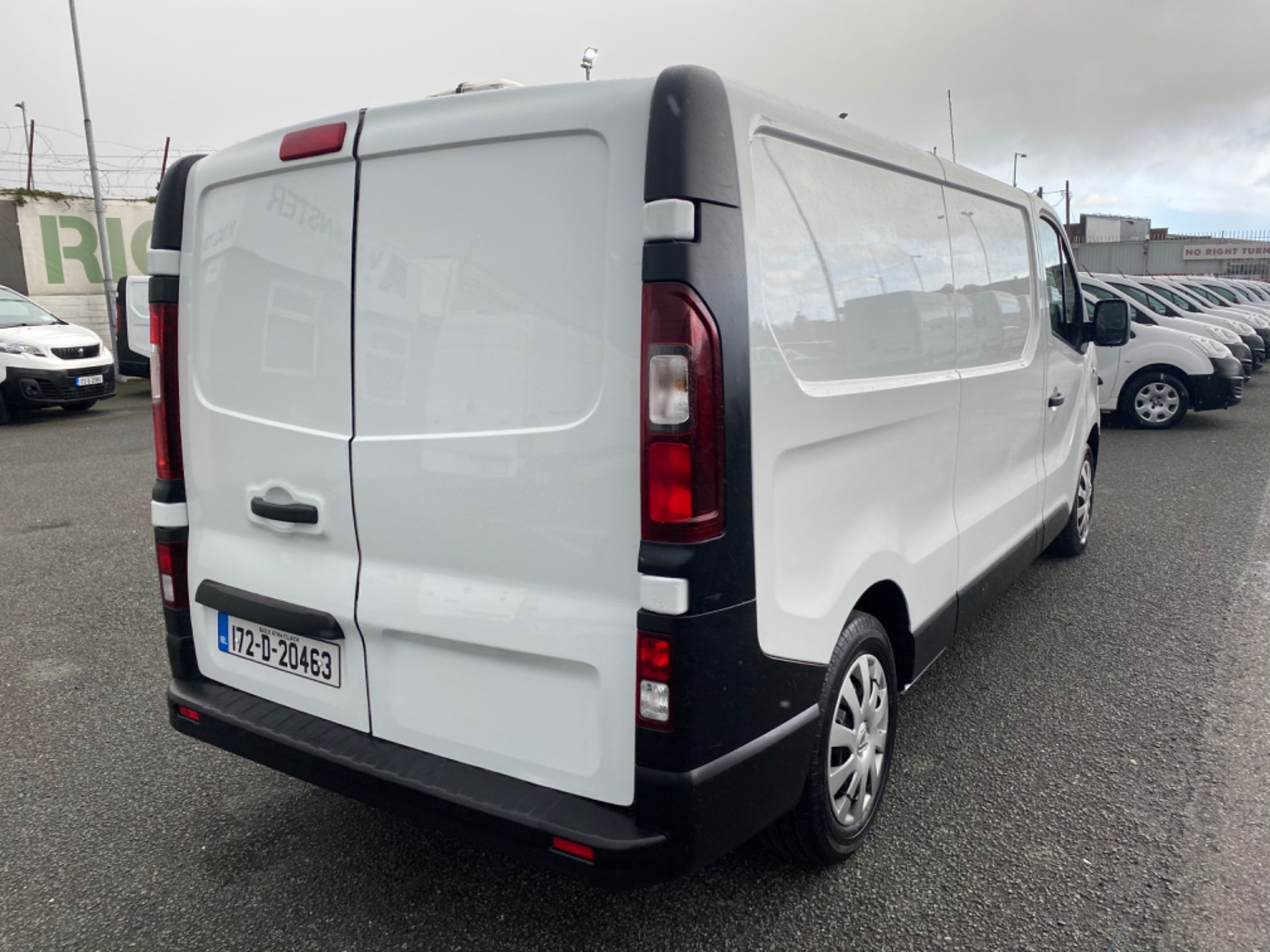 2017 Renault Trafic LL29 DCI 120 Business 3DR (172D20463) Image 7