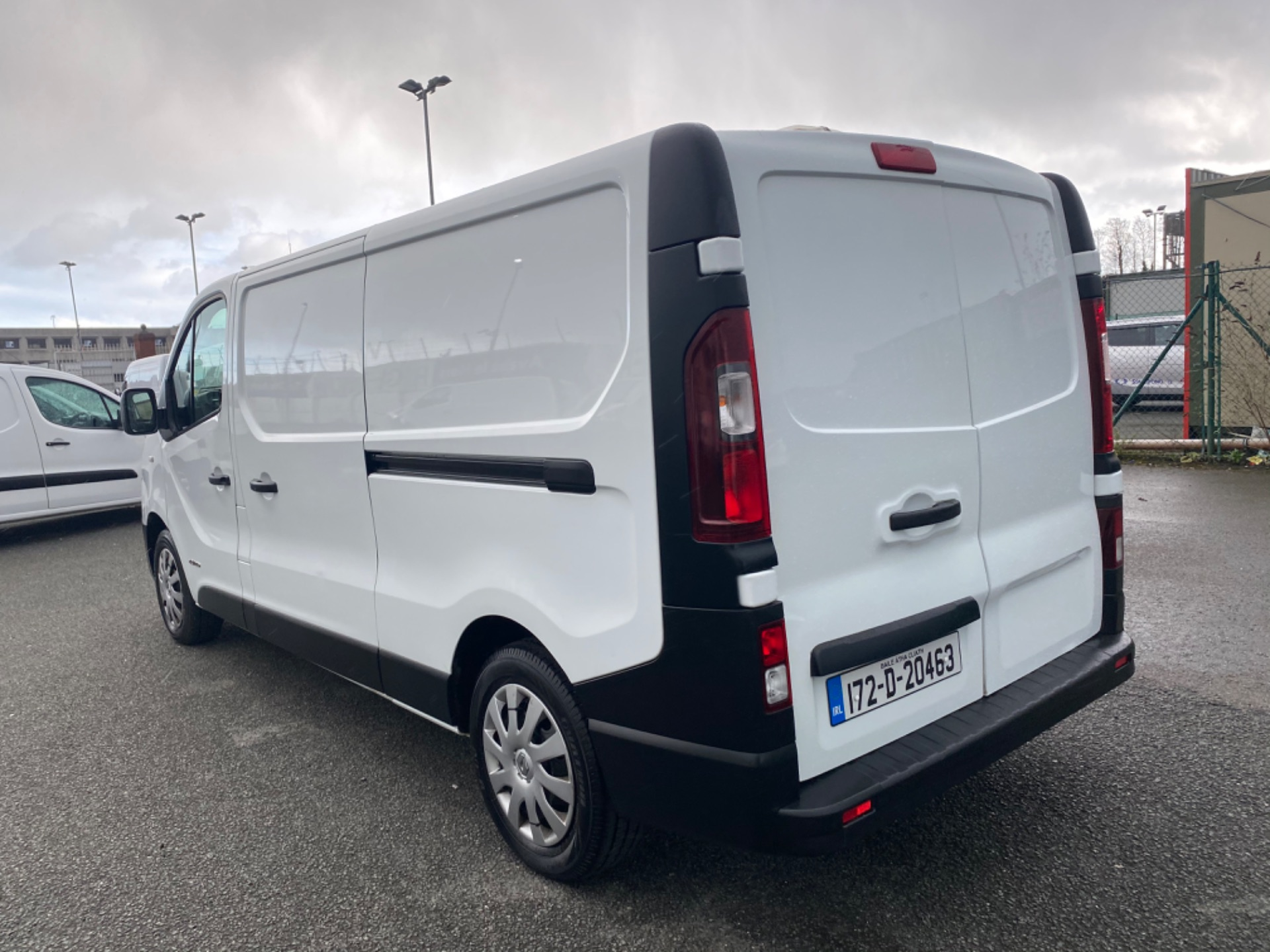 2017 Renault Trafic LL29 DCI 120 Business 3DR (172D20463) Image 5
