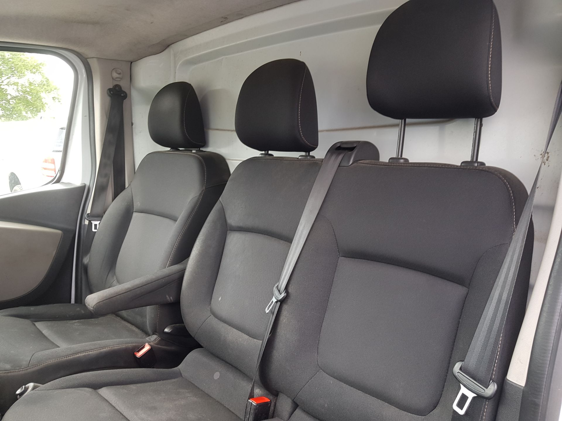 2017 Renault Trafic LL29 DCI 120 Business 3DR (172D20467) Image 12