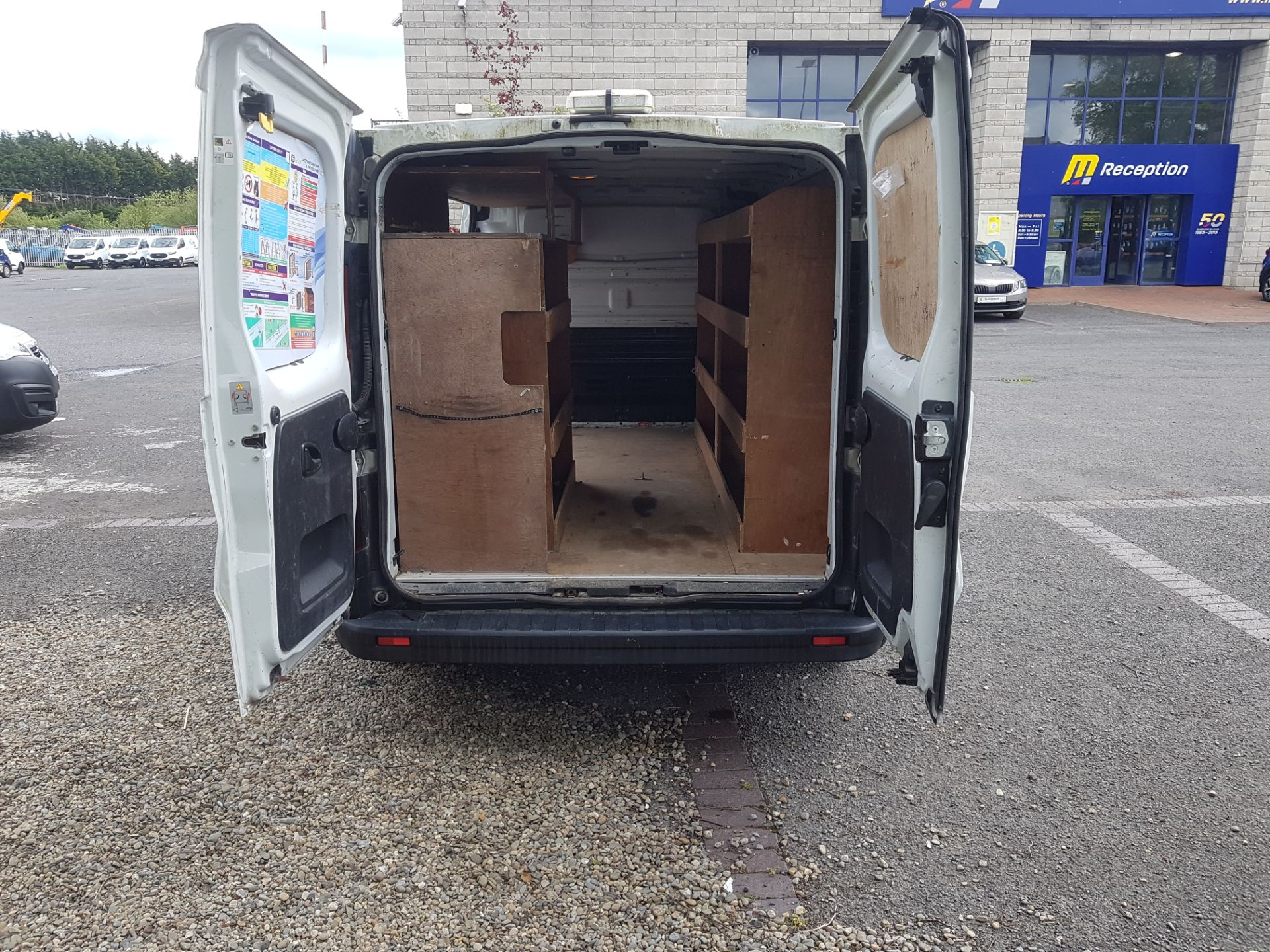 2017 Renault Trafic LL29 DCI 120 Business 3DR (172D20467) Image 9