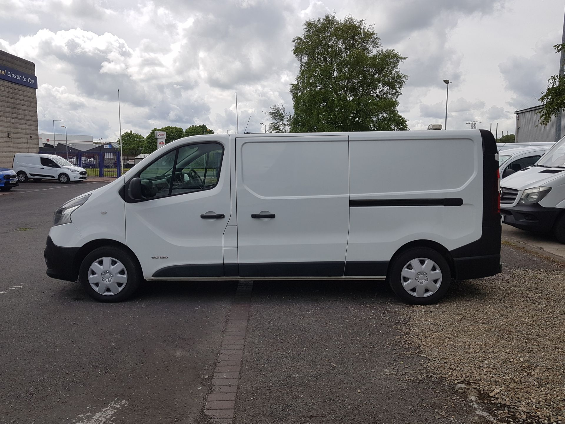 2017 Renault Trafic LL29 DCI 120 Business 3DR (172D20467) Image 6