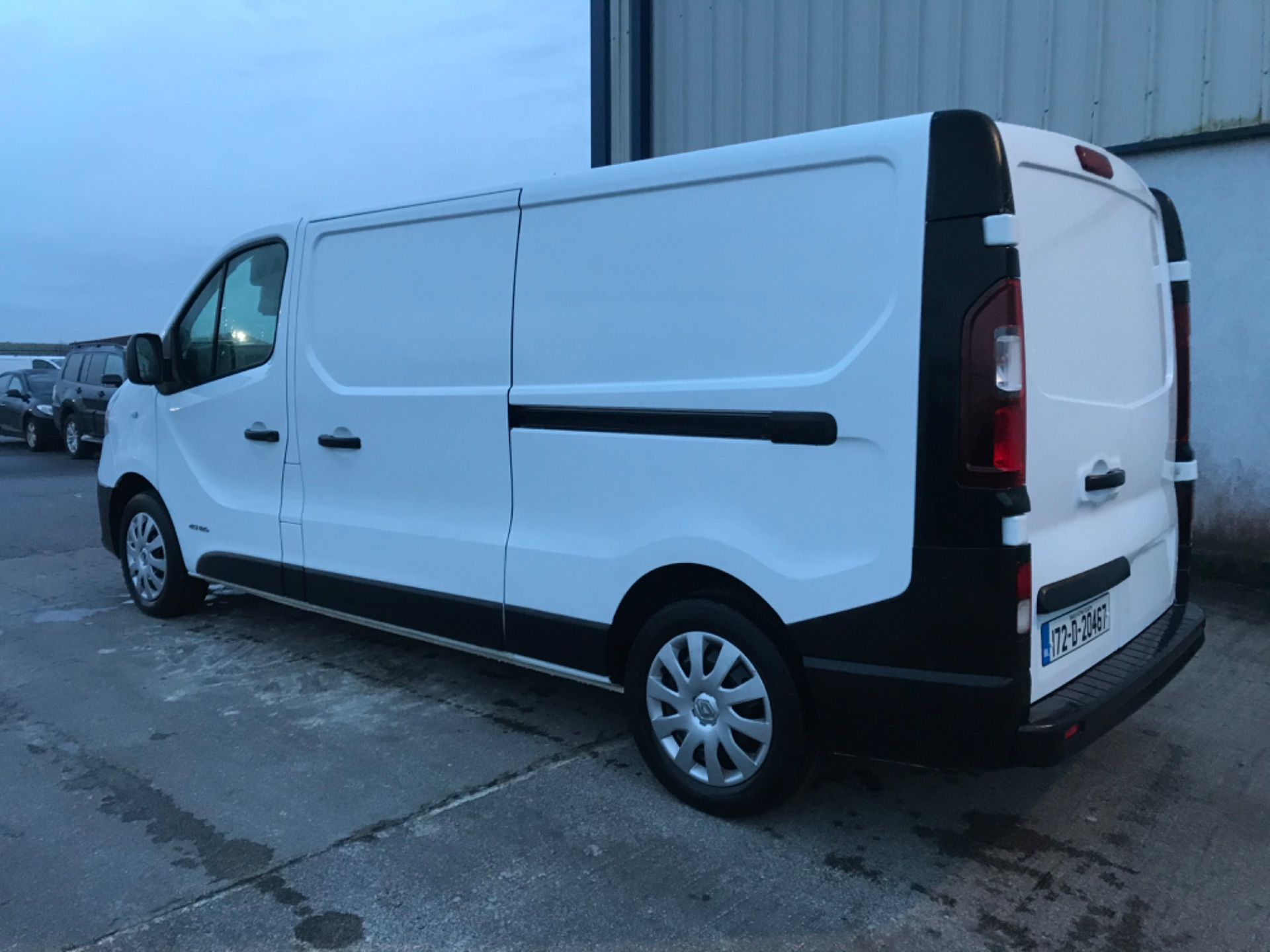 2017 Renault Trafic LL29 DCI 120 Business 3DR (172D20467) Image 10