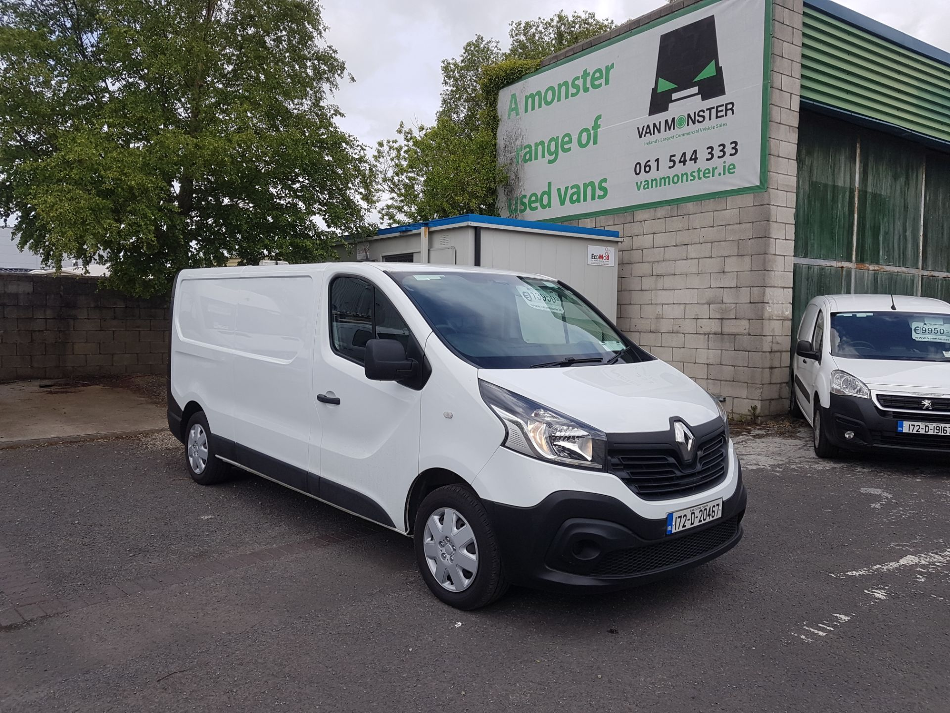 2017 Renault Trafic LL29 DCI 120 Business 3DR (172D20467) Image 1
