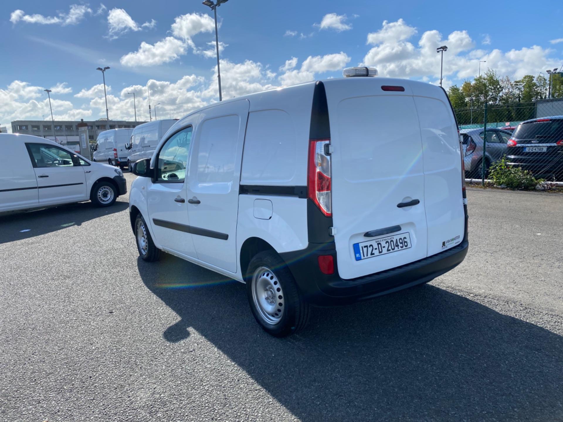 2017 Renault Kangoo ML19 Energy DCI 75 Business 2D (172D20496) Image 5