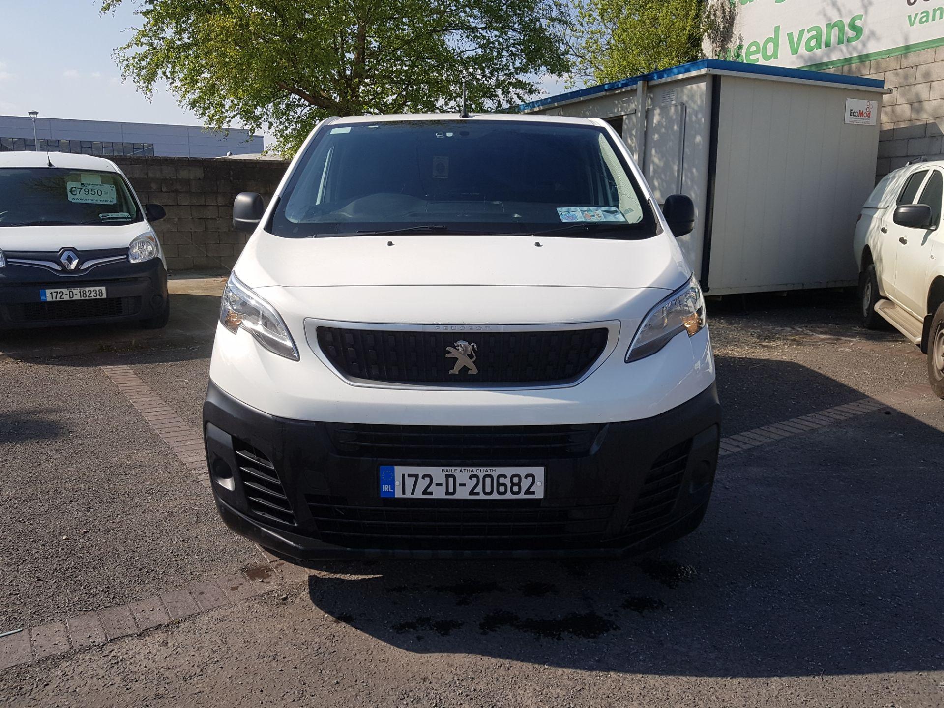 2017 Peugeot Expert Active Standard 1.6 Blue HDI 9 (172D20682) Image 7