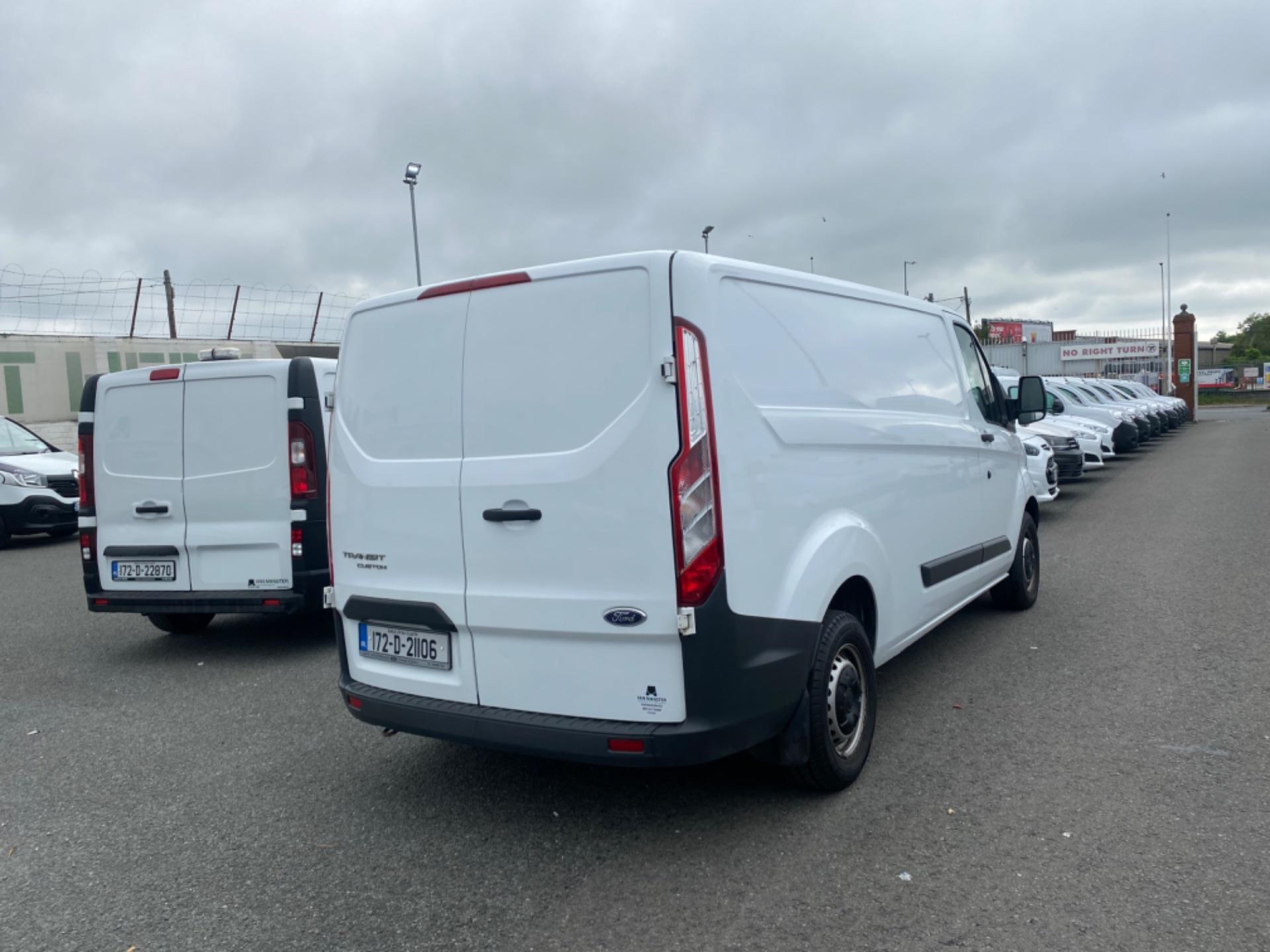 2017 Ford Transit Custom Custom 290L 2.0L105P 6SPD 3DR (172D21106) Image 6