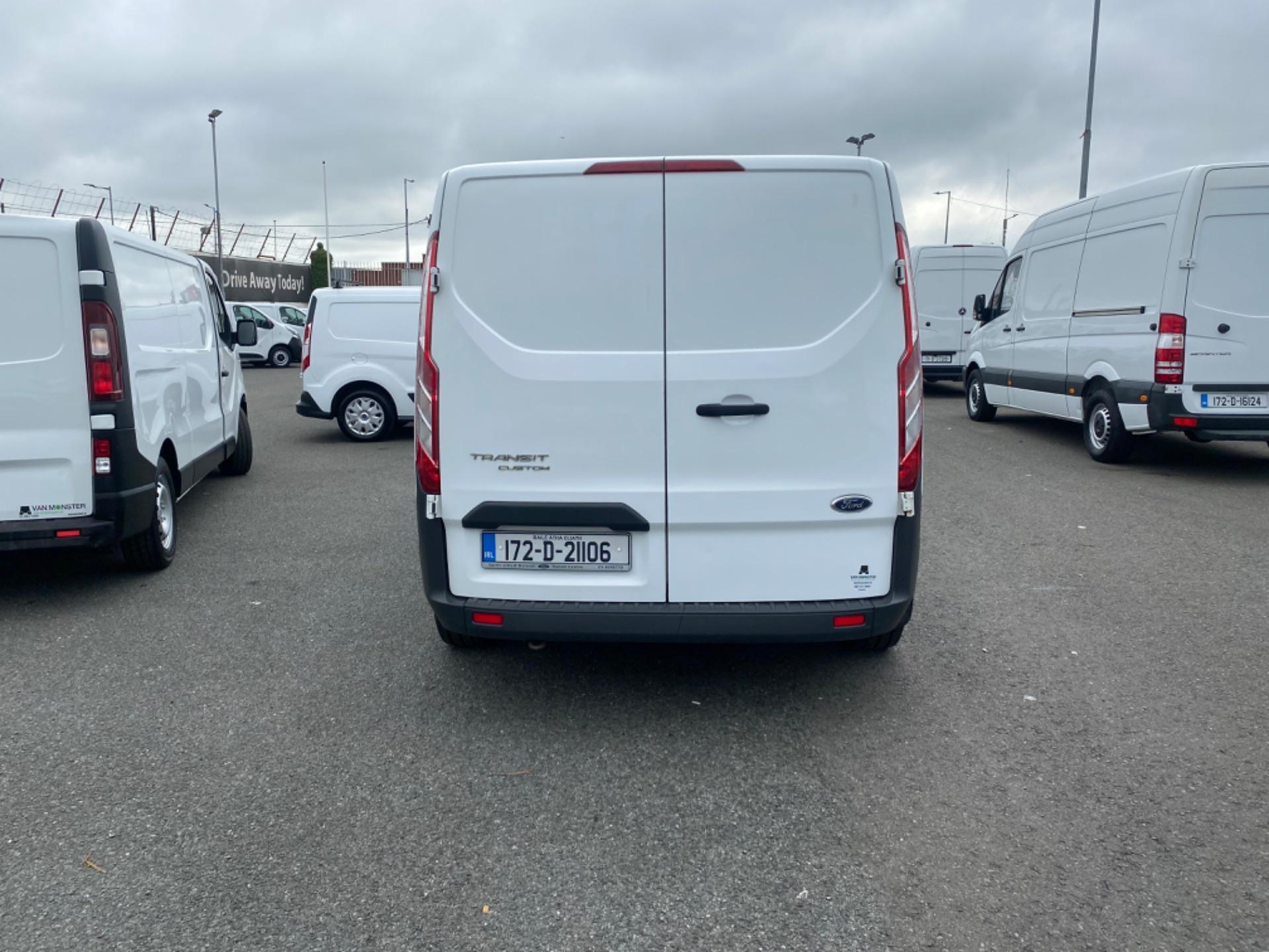2017 Ford Transit Custom Custom 290L 2.0L105P 6SPD 3DR (172D21106) Image 5