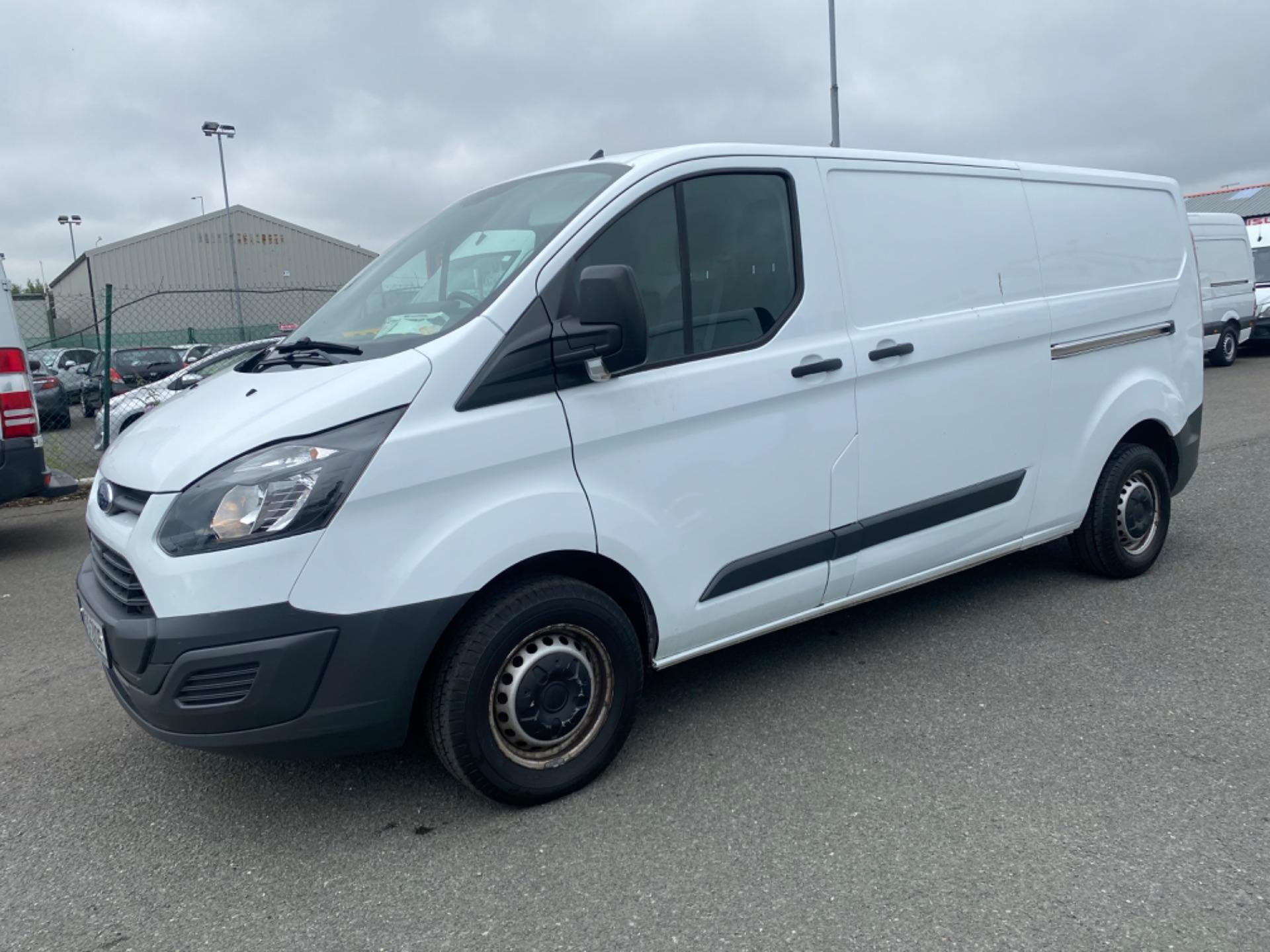 2017 Ford Transit Custom Custom 290L 2.0L105P 6SPD 3DR (172D21106) Image 3