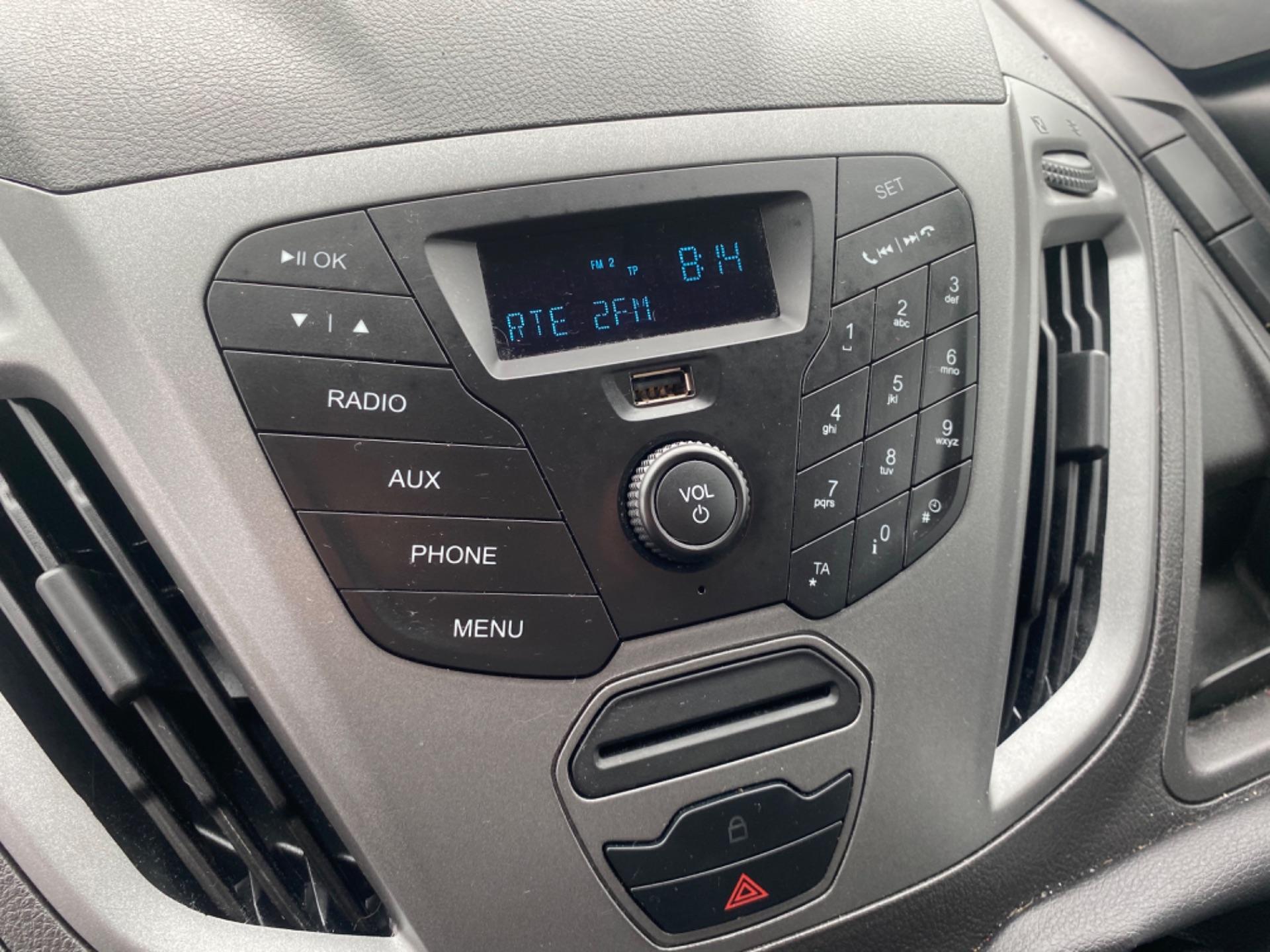 2017 Ford Transit Custom Custom 290L 2.0L105P 6SPD 3DR (172D21106) Image 12