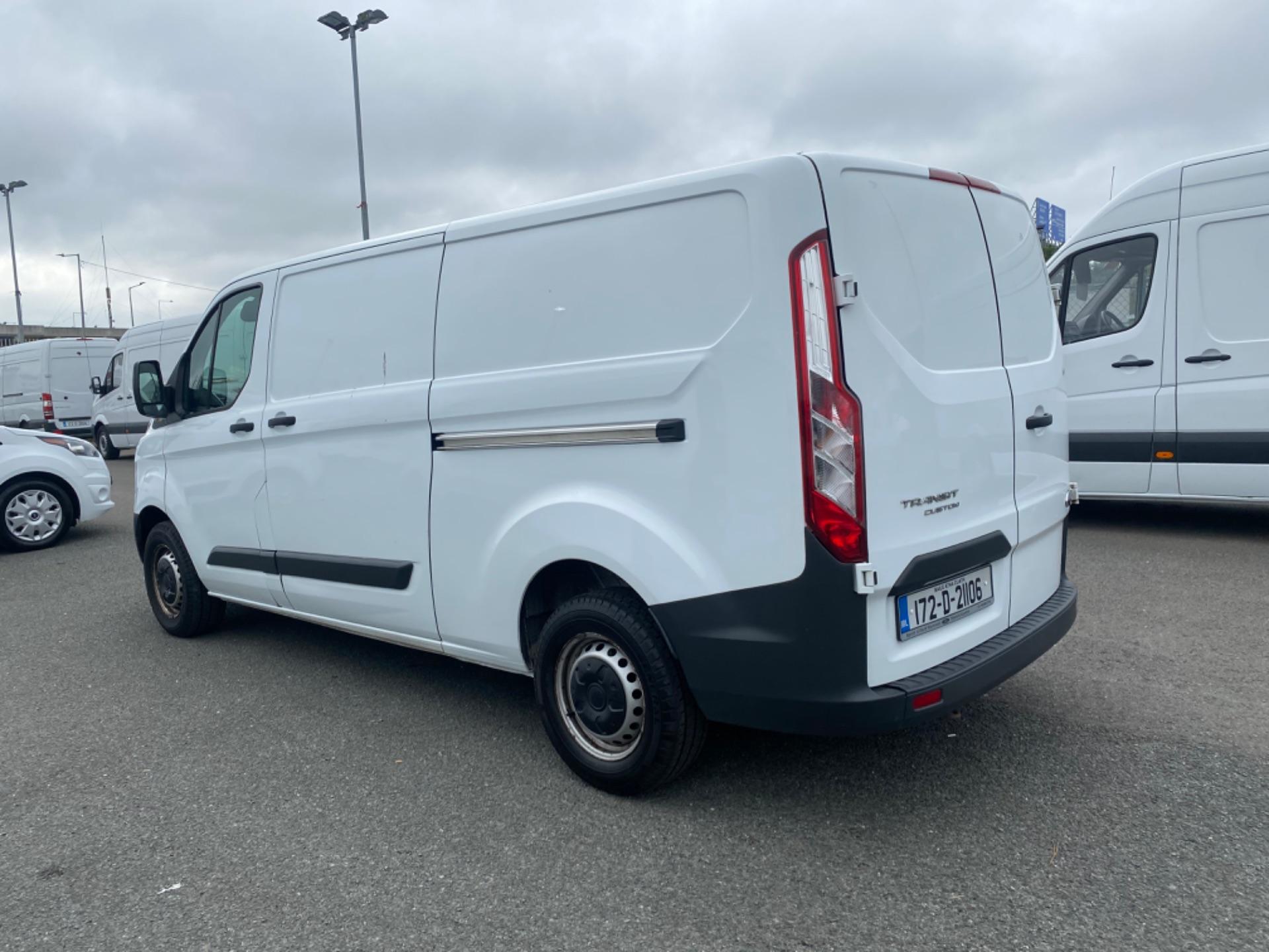 2017 Ford Transit Custom Custom 290L 2.0L105P 6SPD 3DR (172D21106) Image 4