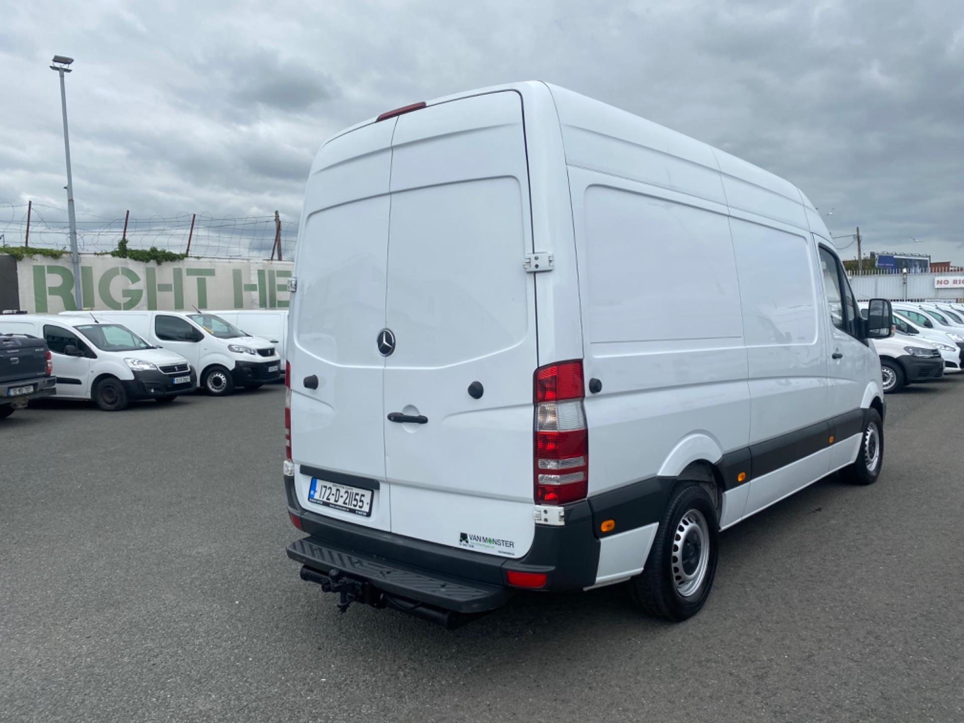 2017 Mercedes-Benz Sprinter 314/36 EU6 6DR (172D21155) Image 6