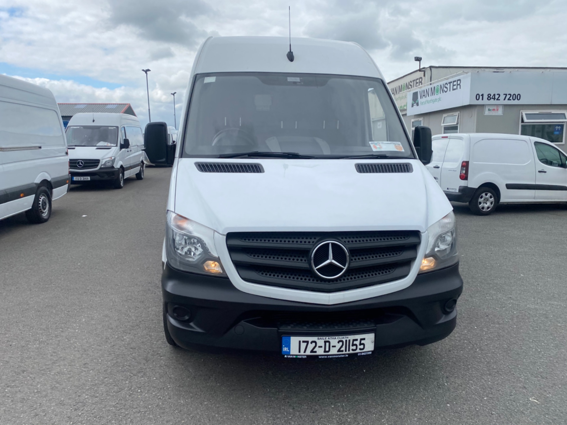 2017 Mercedes-Benz Sprinter 314/36 EU6 6DR (172D21155) Image 1
