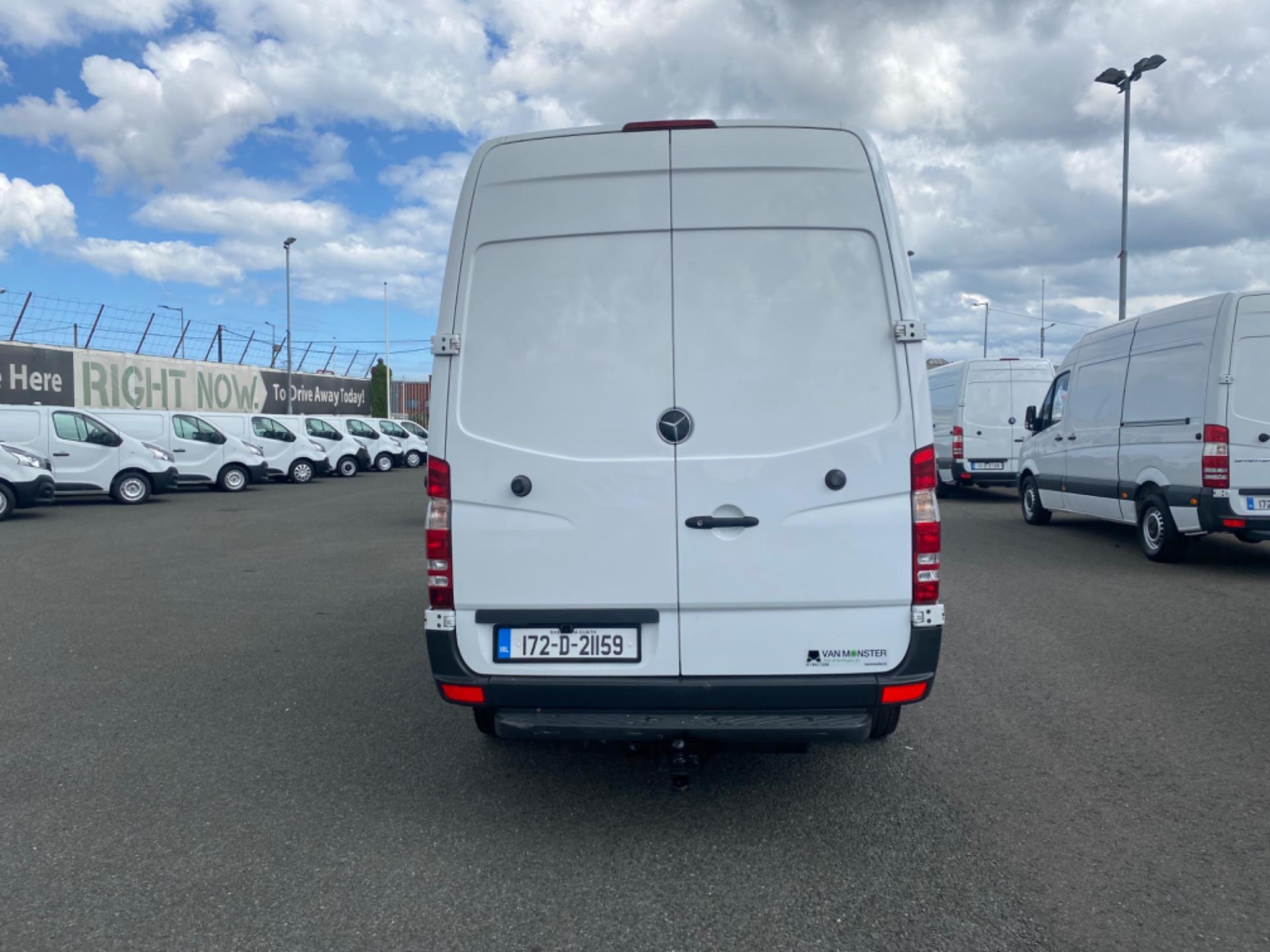 2017 Mercedes-Benz Sprinter 314/36 EU6 6DR (172D21159) Image 4