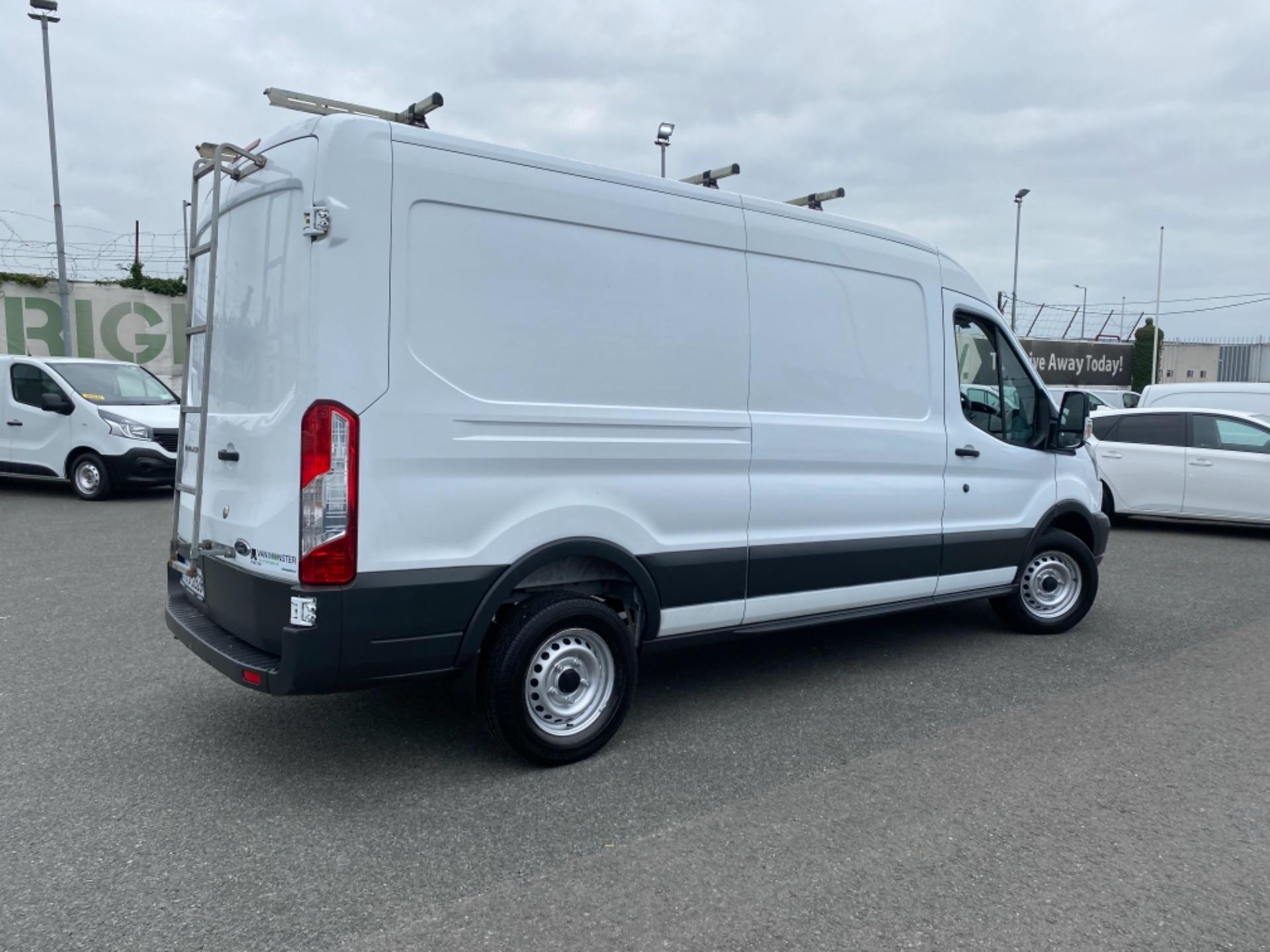 2017 Ford Transit 350L Base 2.0 105PS RWD 3DR (172D21526) Image 8