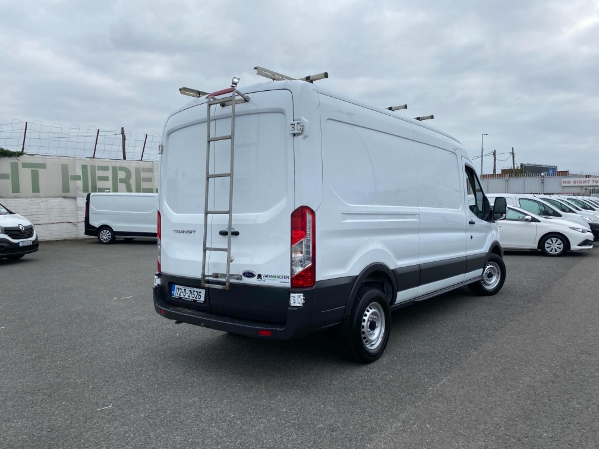 2017 Ford Transit 350L Base 2.0 105PS RWD 3DR (172D21526) Image 7