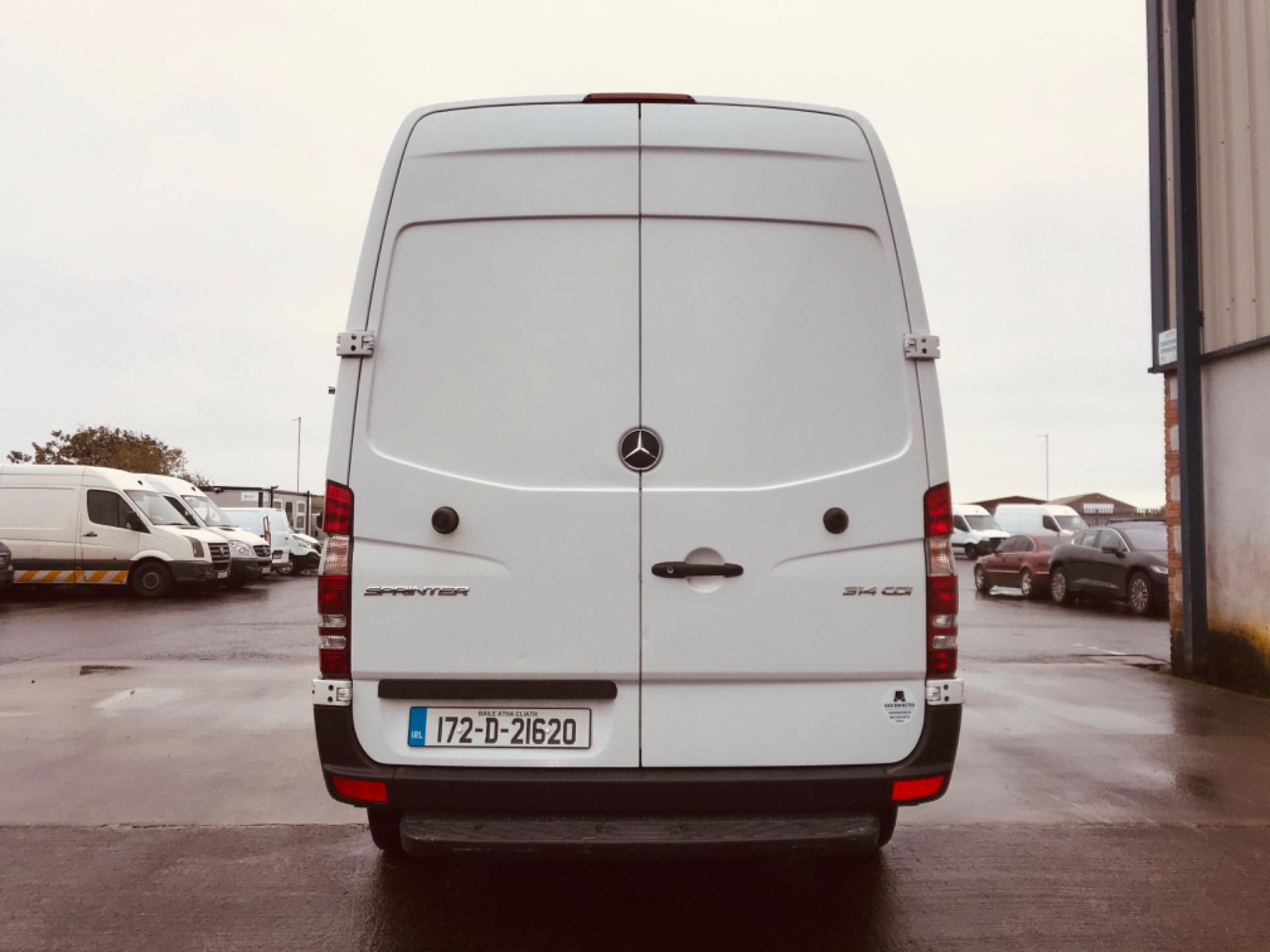 2017 Mercedes-Benz Sprinter 314/36 EU6 6DR (172D21620) Image 6