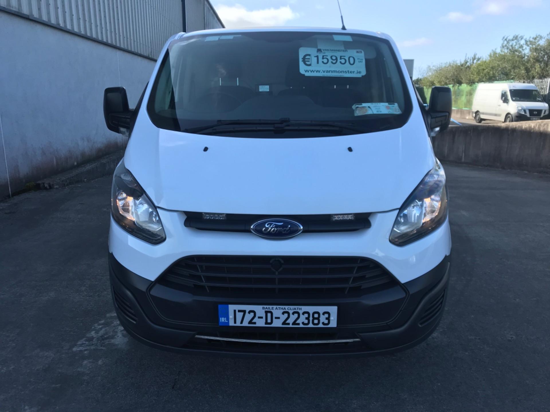 2017 Ford Transit Custom 290 LR P/V (172D22383) Image 2