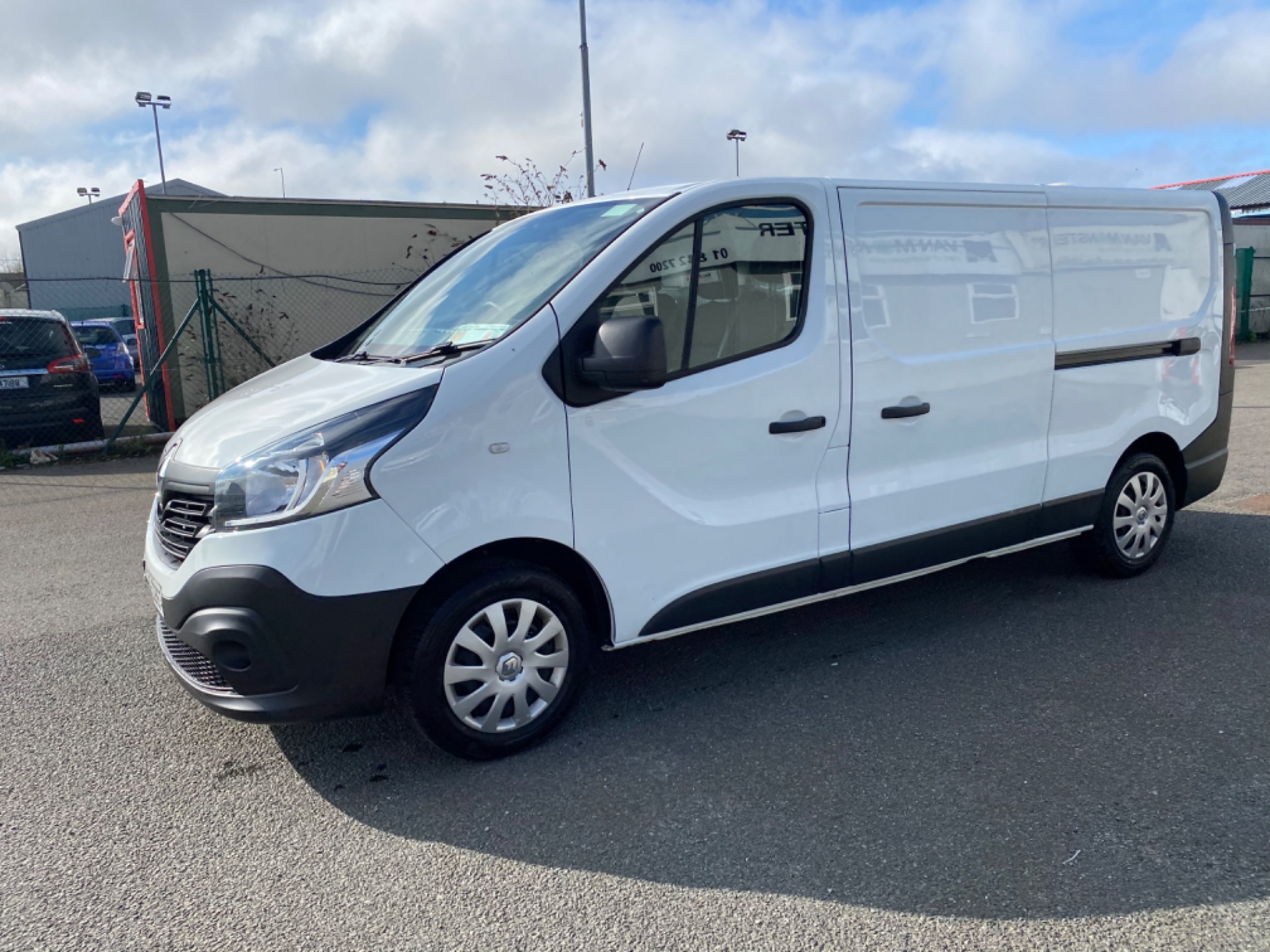 2017 Renault Trafic LL29 DCI 120 Business 3DR (172D22867) Image 4