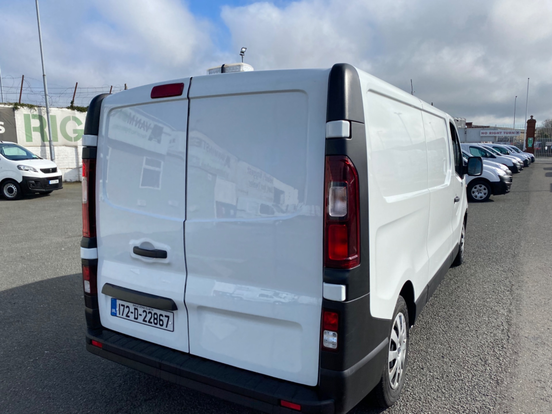2017 Renault Trafic LL29 DCI 120 Business 3DR (172D22867) Image 7