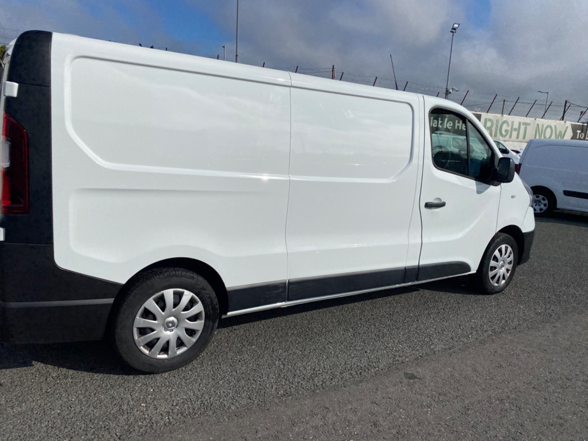 2017 Renault Trafic LL29 DCI 120 Business 3DR (172D22867) Image 8