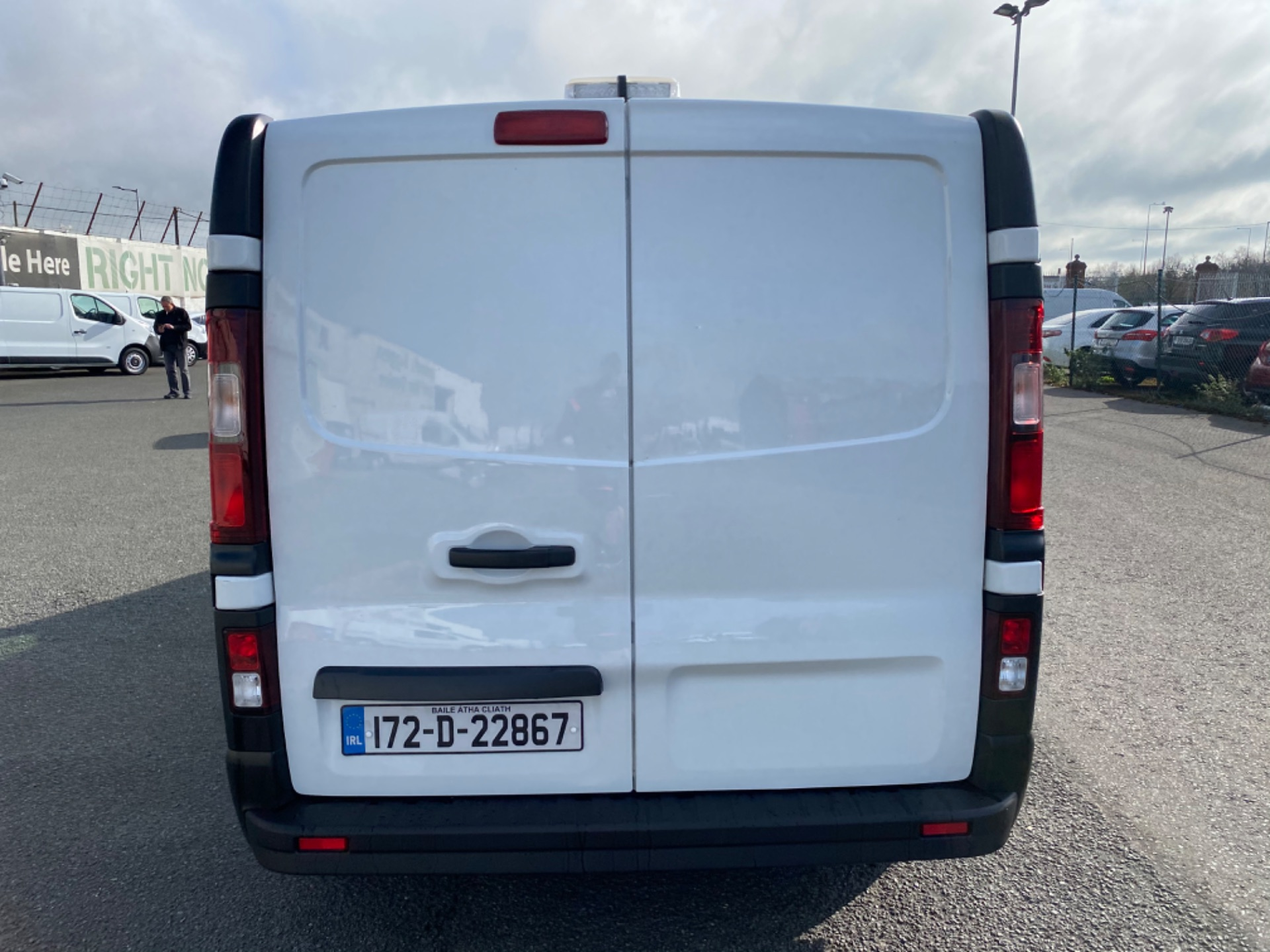 2017 Renault Trafic LL29 DCI 120 Business 3DR (172D22867) Image 6