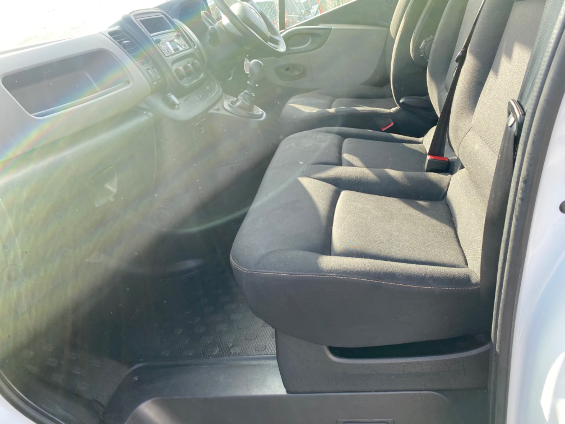 2017 Renault Trafic LL29 DCI 120 Business 3DR (172D22867) Image 11