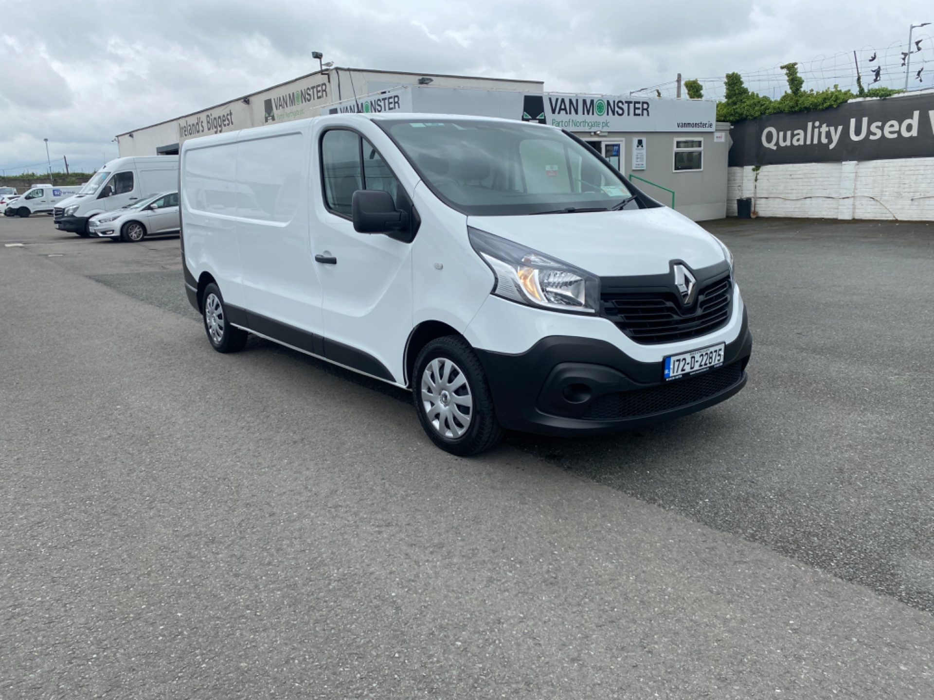 2017 Renault Trafic LL29 DCI 120 Business 3DR (172D22875) Image 1
