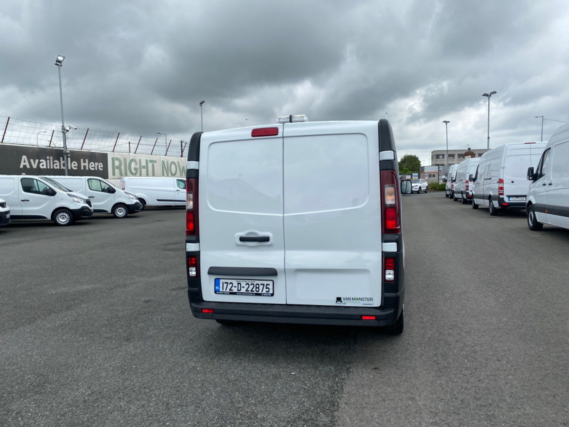 2017 Renault Trafic LL29 DCI 120 Business 3DR (172D22875) Image 6