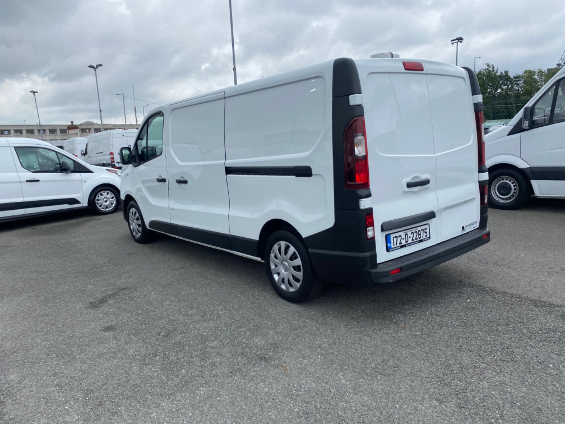 2017 Renault Trafic LL29 DCI 120 Business 3DR (172D22875) Image 5