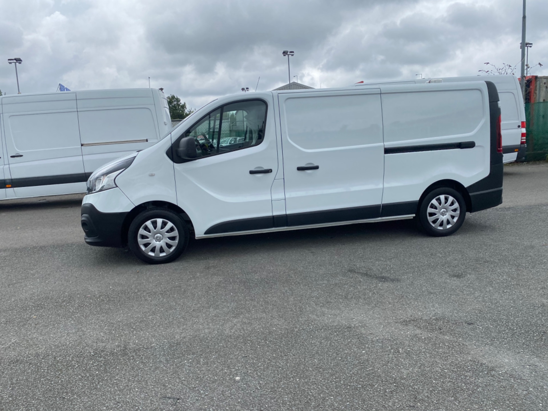 2017 Renault Trafic LL29 DCI 120 Business 3DR (172D22875) Image 4