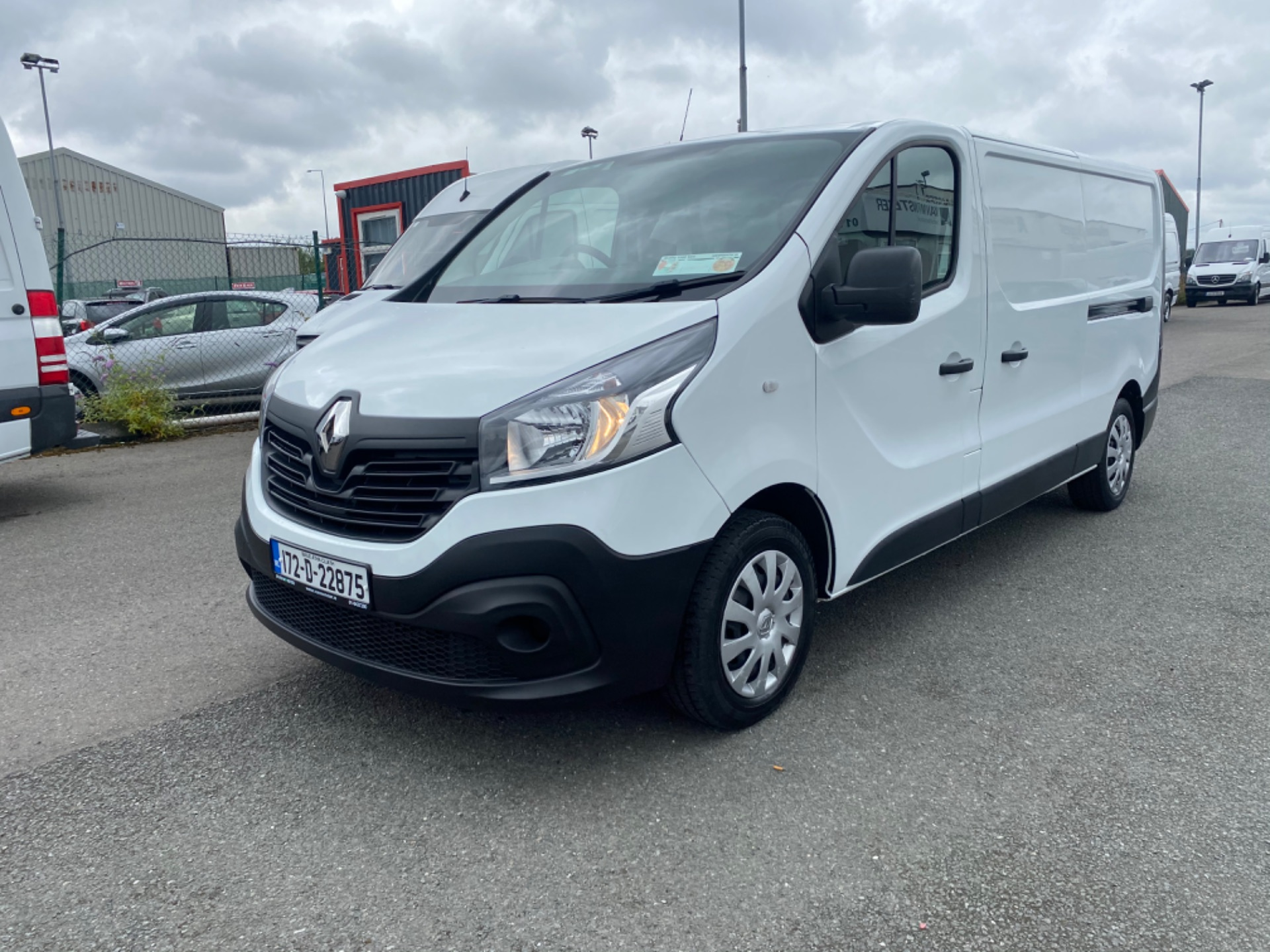2017 Renault Trafic LL29 DCI 120 Business 3DR (172D22875) Image 3