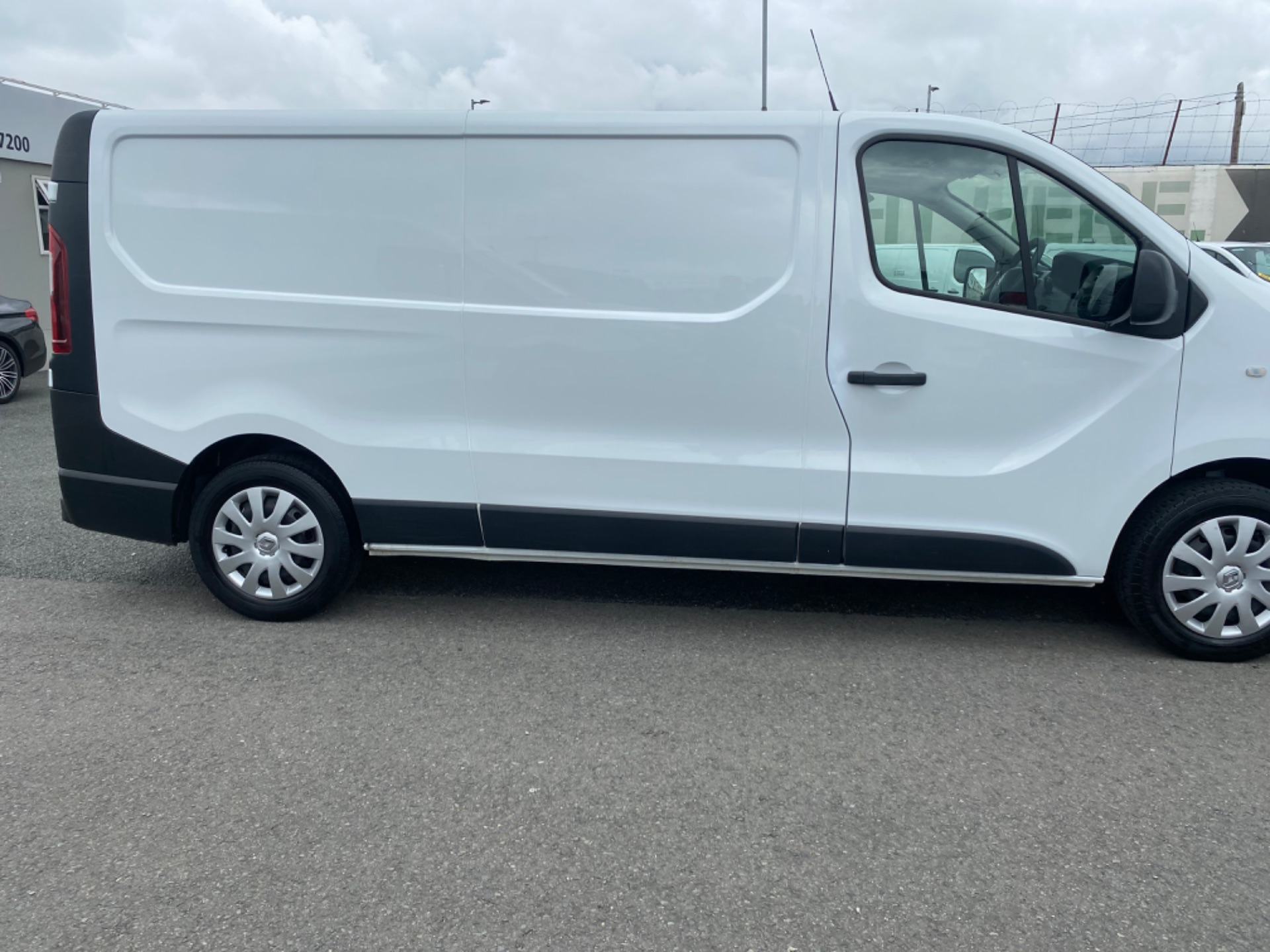 2017 Renault Trafic LL29 DCI 120 Business 3DR (172D22875) Image 8