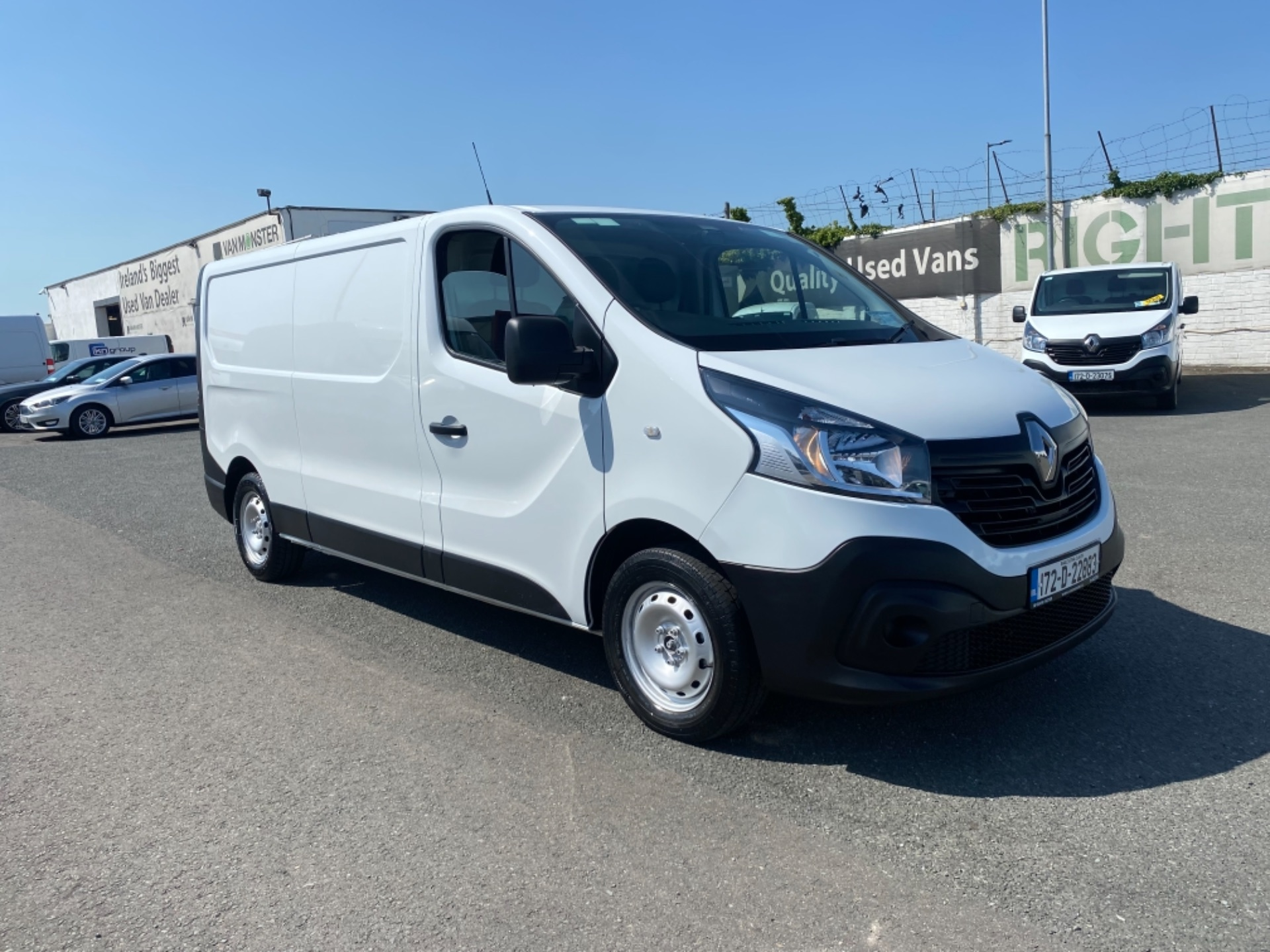 2017 Renault Trafic LL29 DCI 120 Business 3DR (172D22883) Image 1